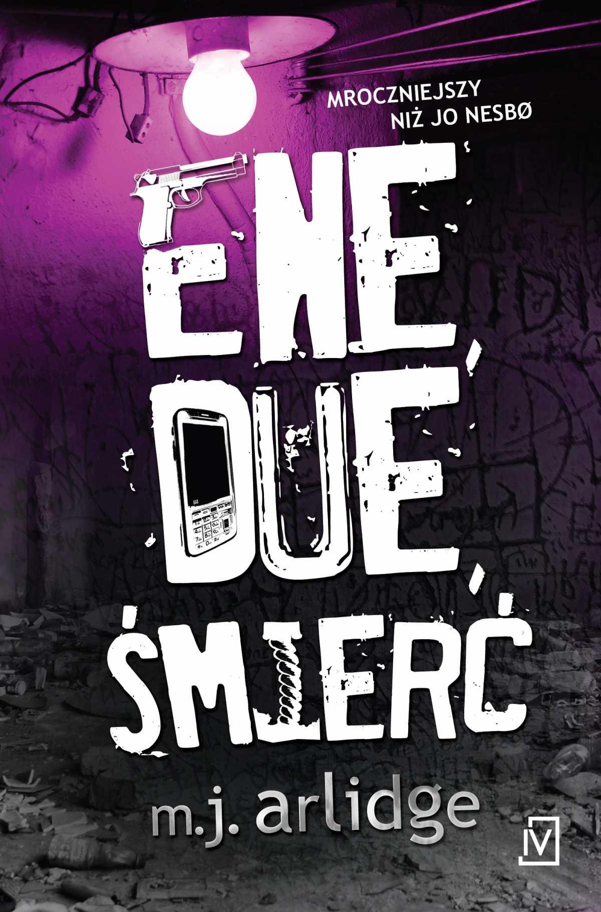Ene, due, śmierć - Ebook (Książka EPUB) do pobrania w formacie EPUB