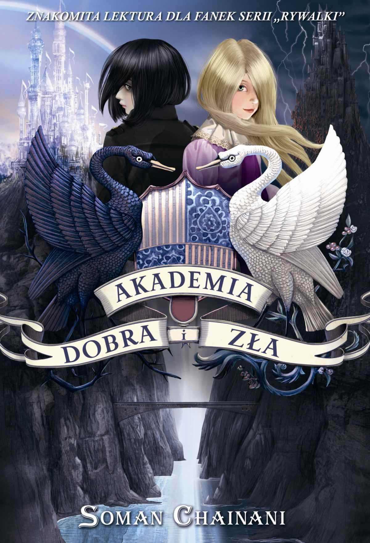 Akademia Dobra i Zła - Ebook (Książka EPUB) do pobrania w formacie EPUB