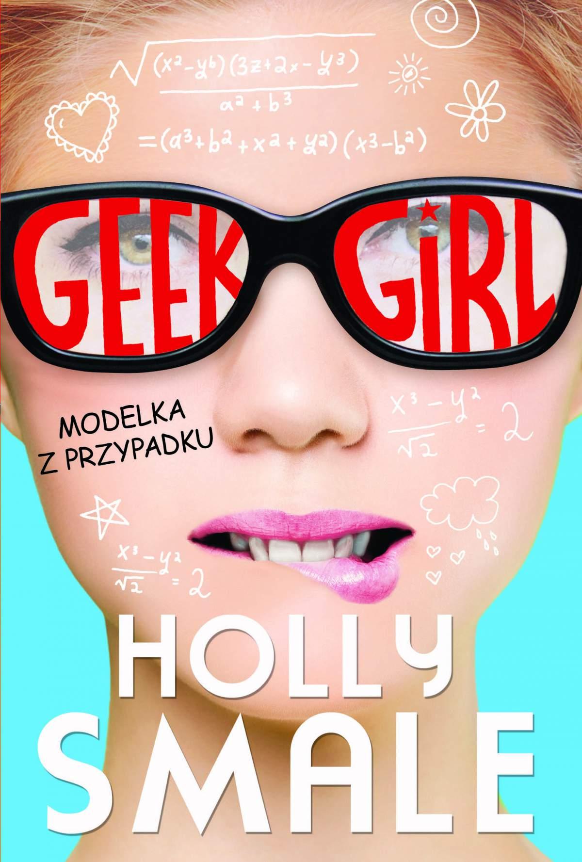 Geek girl. Modelka z przypadku - Ebook (Książka EPUB) do pobrania w formacie EPUB