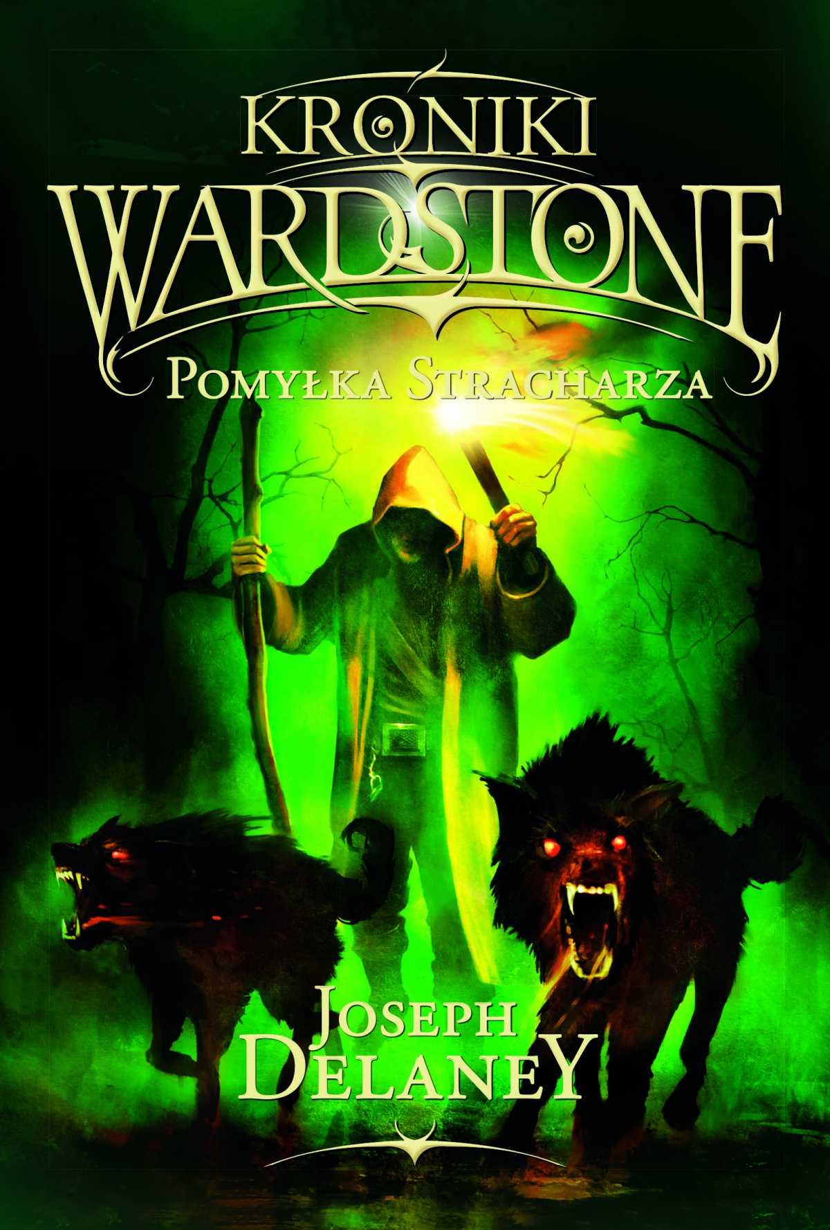 Kroniki Wardstone 5. Pomyłka Stracharza - Ebook (Książka EPUB) do pobrania w formacie EPUB