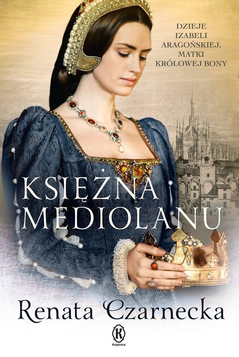 Księżna Mediolanu - Ebook (Książka na Kindle) do pobrania w formacie MOBI