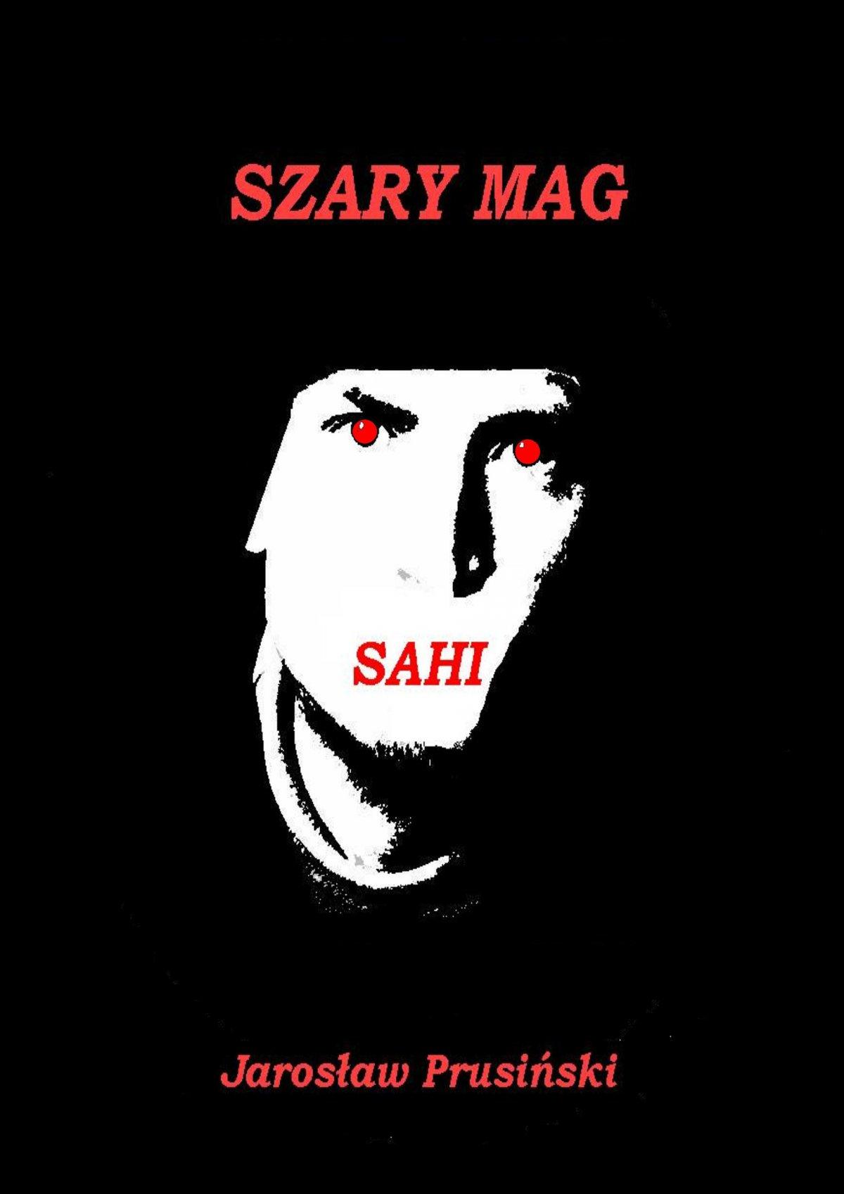 Szary mag. Sahi - Ebook (Książka EPUB) do pobrania w formacie EPUB