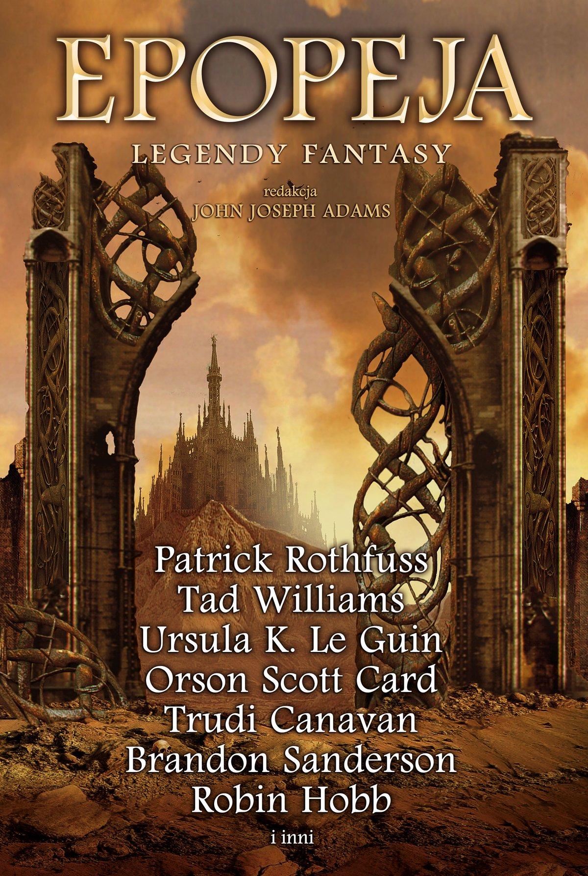 Epopeja. Legendy fantasy - Ebook (Książka EPUB) do pobrania w formacie EPUB