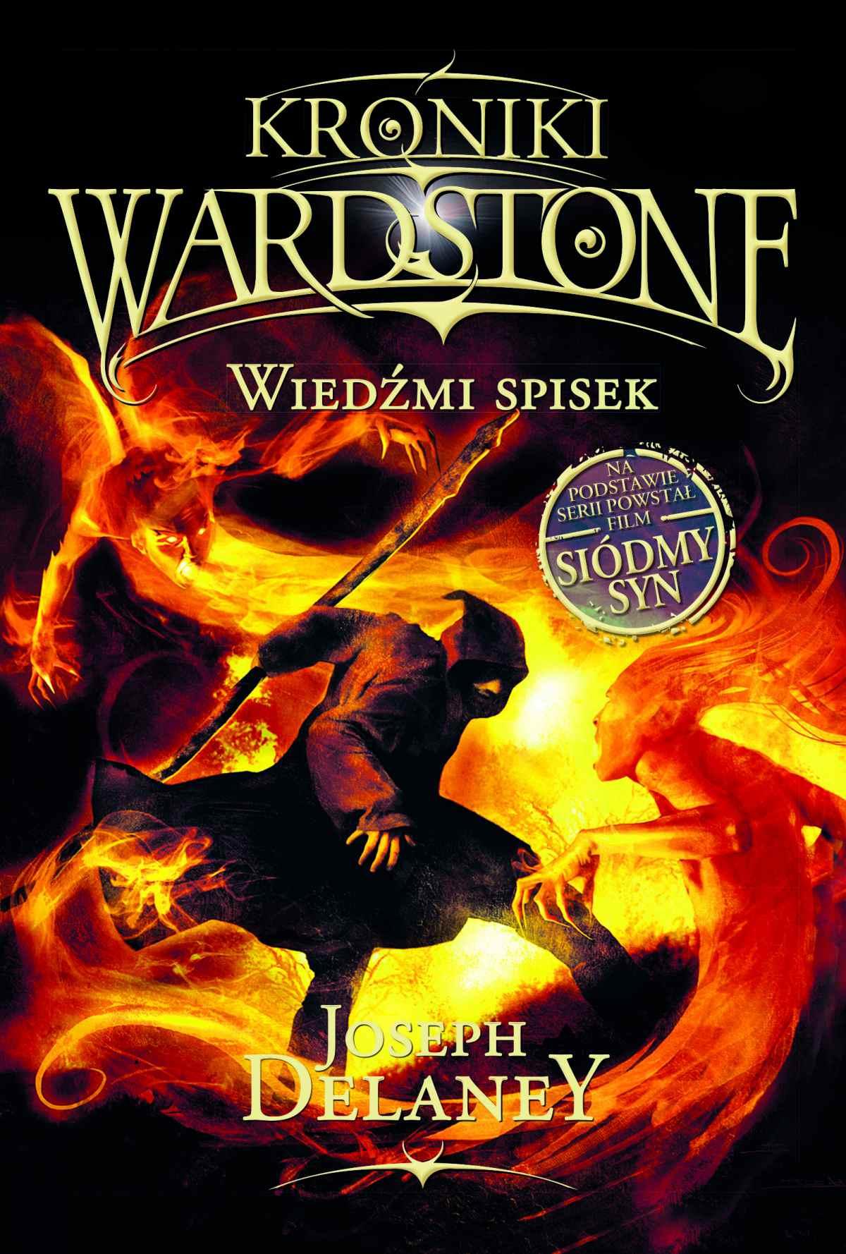 Kroniki Wardstone 4. Wiedźmi spisek - Ebook (Książka na Kindle) do pobrania w formacie MOBI