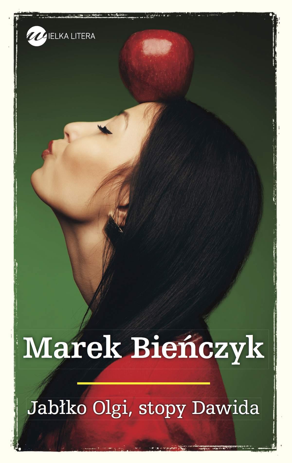 Jabłko Olgi, stopy Dawida - Ebook (Książka na Kindle) do pobrania w formacie MOBI