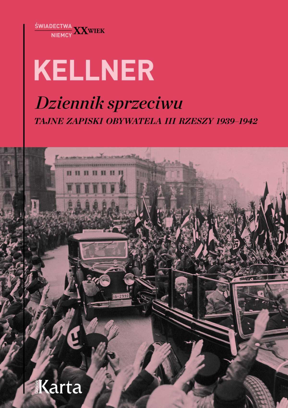 Dziennik sprzeciwu. Tajne zapiski obywatela III Rzeszy 1939–1942 - Ebook (Książka EPUB) do pobrania w formacie EPUB