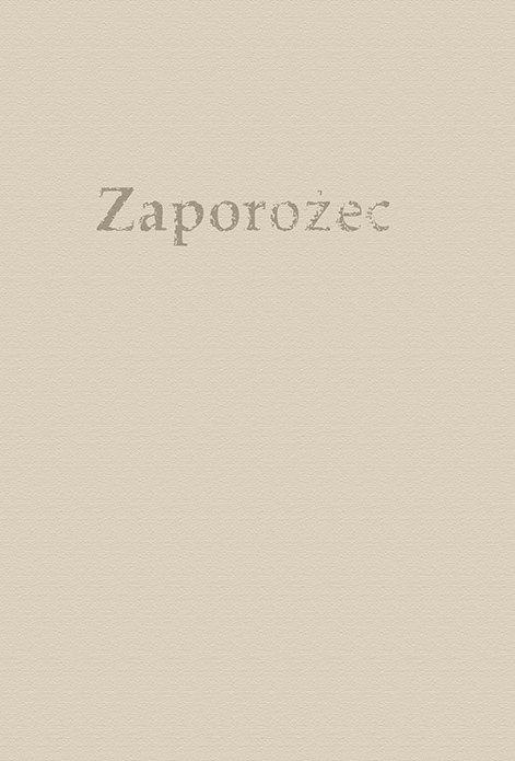 Zaporożec - Ebook (Książka EPUB) do pobrania w formacie EPUB