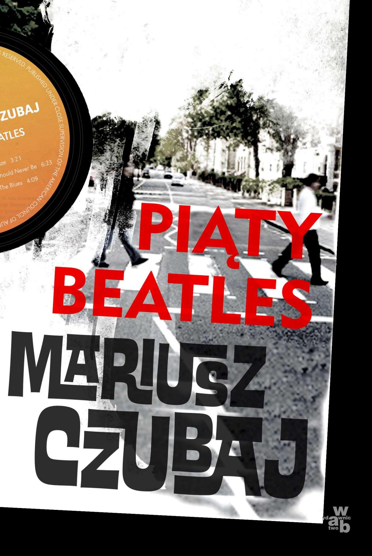 Piąty beatles - Ebook (Książka EPUB) do pobrania w formacie EPUB