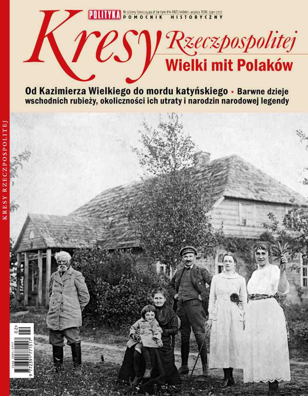 Pomocnik Historyczny. Kresy Rzeczpospolitej - Ebook (Książka PDF) do pobrania w formacie PDF