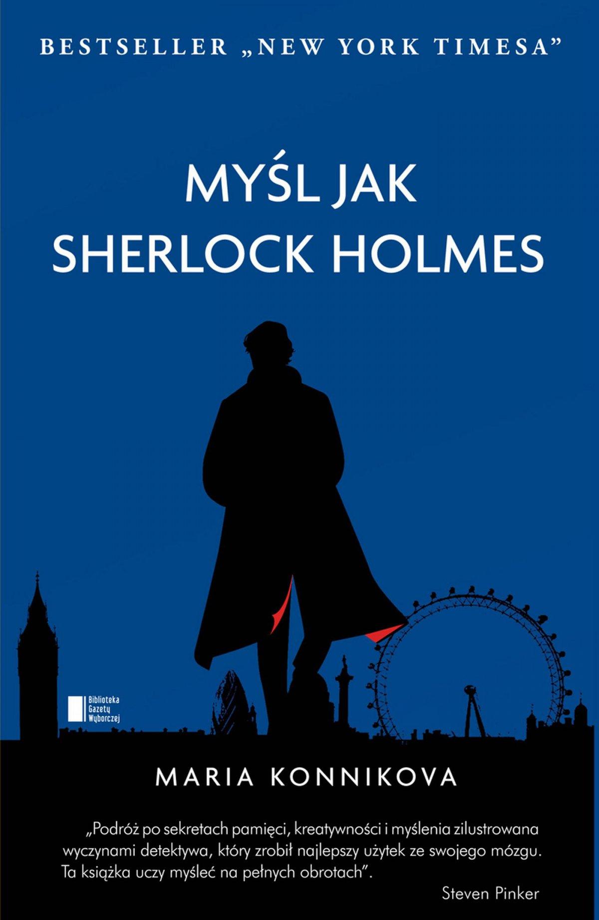 Myśl jak Sherlock Holmes - Ebook (Książka na Kindle) do pobrania w formacie MOBI