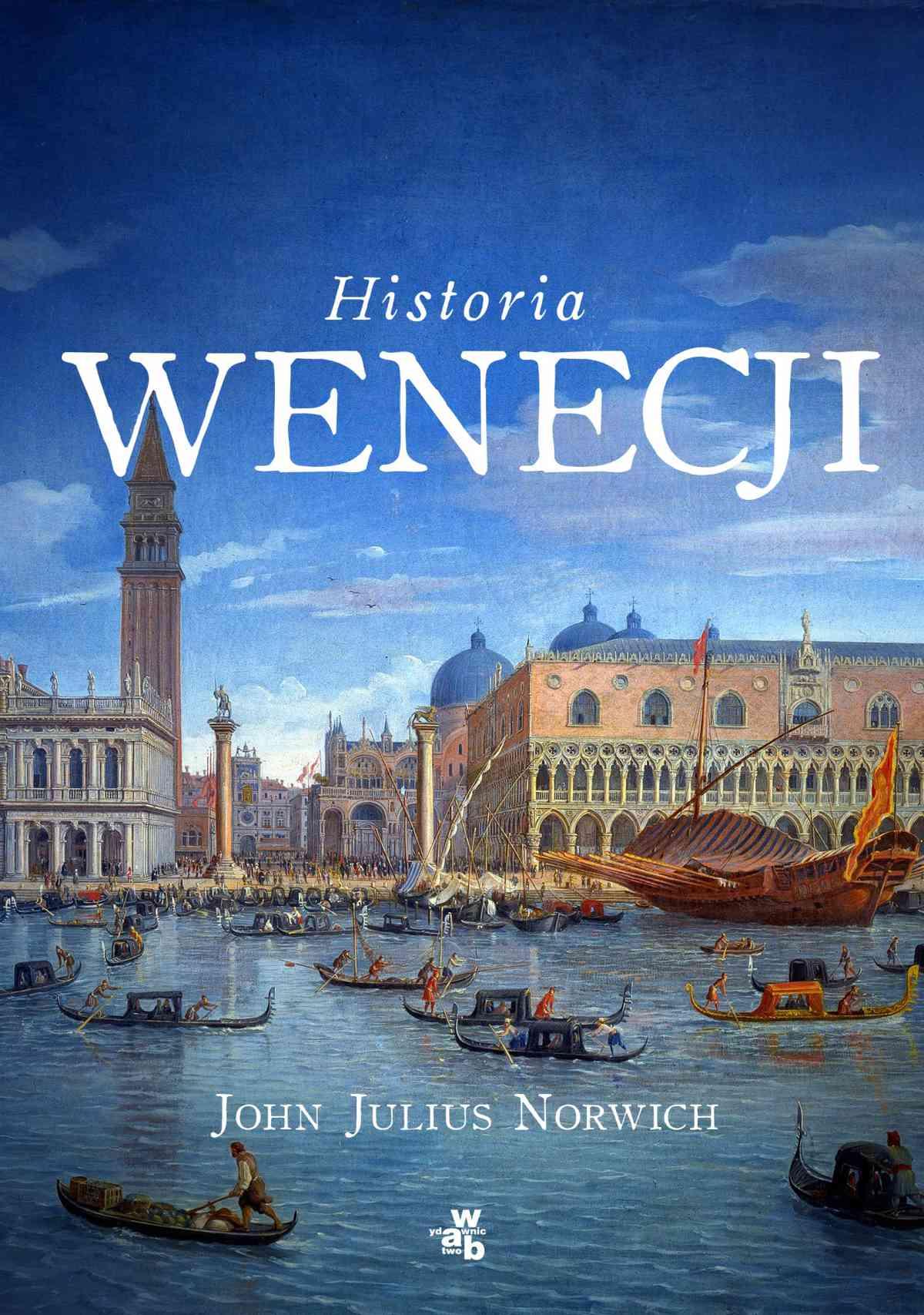 Historia Wenecji - Ebook (Książka EPUB) do pobrania w formacie EPUB