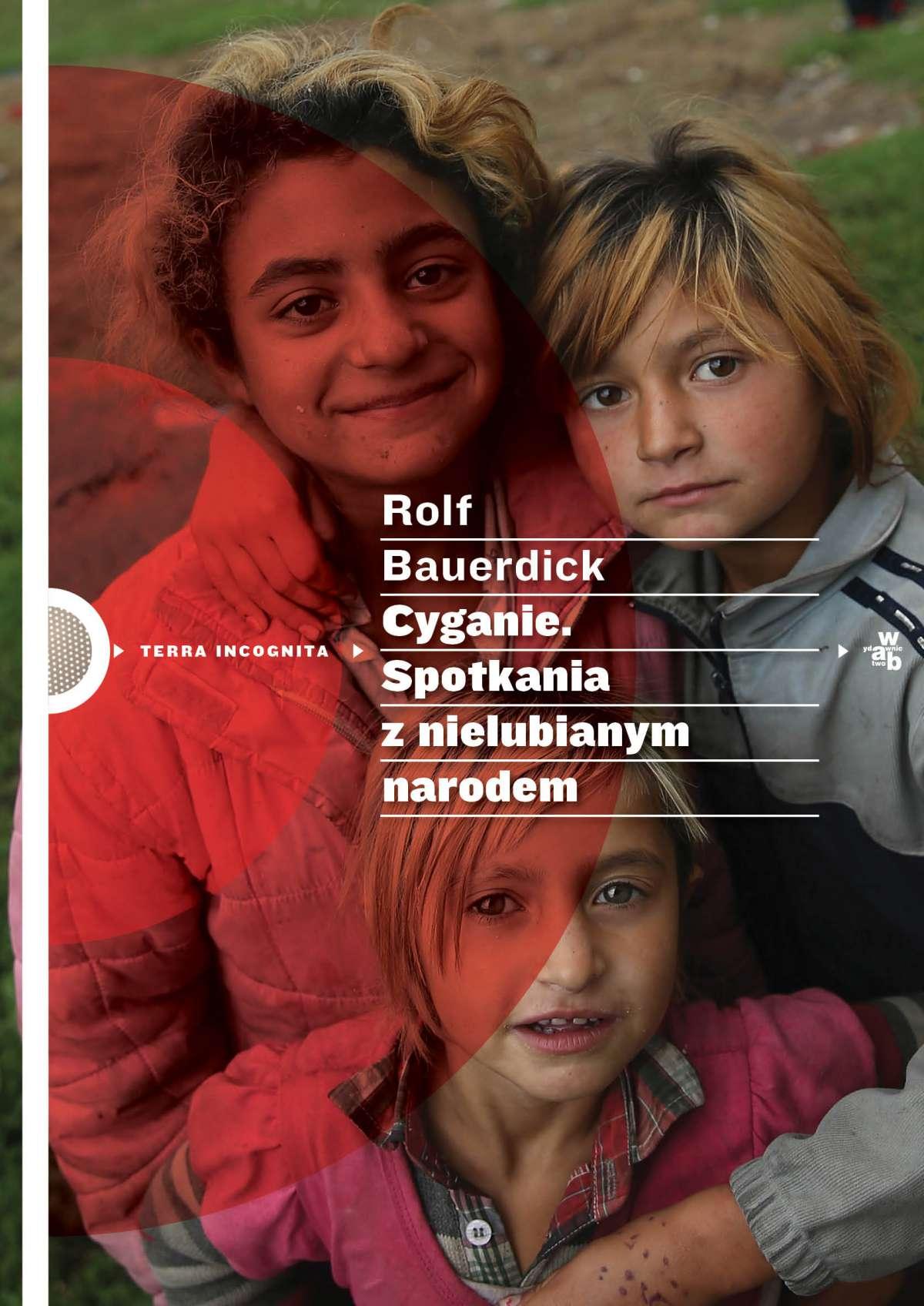 Cyganie. Spotkania z nielubianym narodem - Ebook (Książka EPUB) do pobrania w formacie EPUB