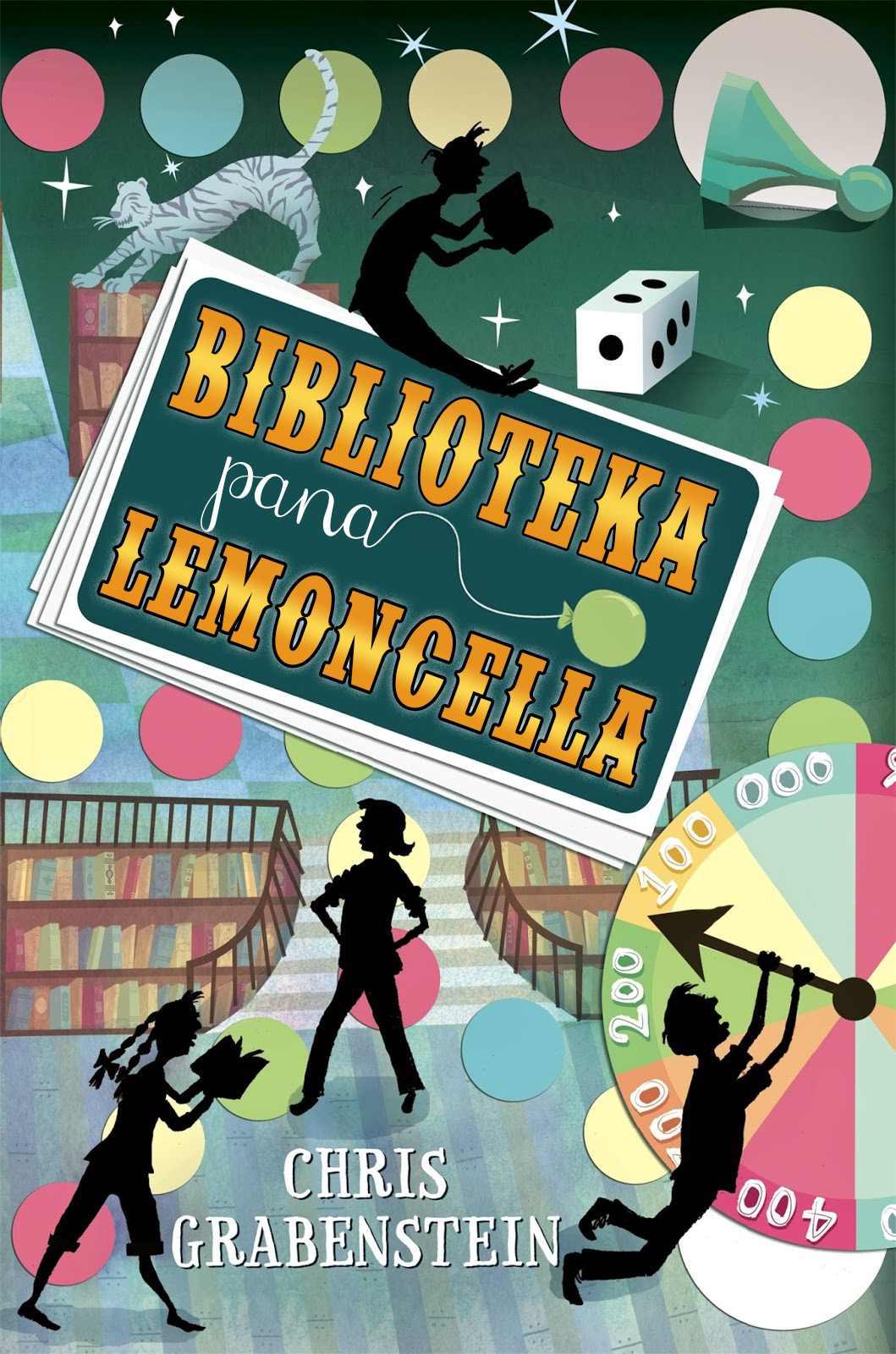 Biblioteka pana Lemoncella - Ebook (Książka EPUB) do pobrania w formacie EPUB