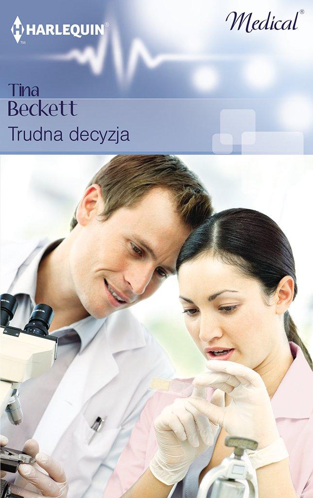 Trudna decyzja - Ebook (Książka na Kindle) do pobrania w formacie MOBI