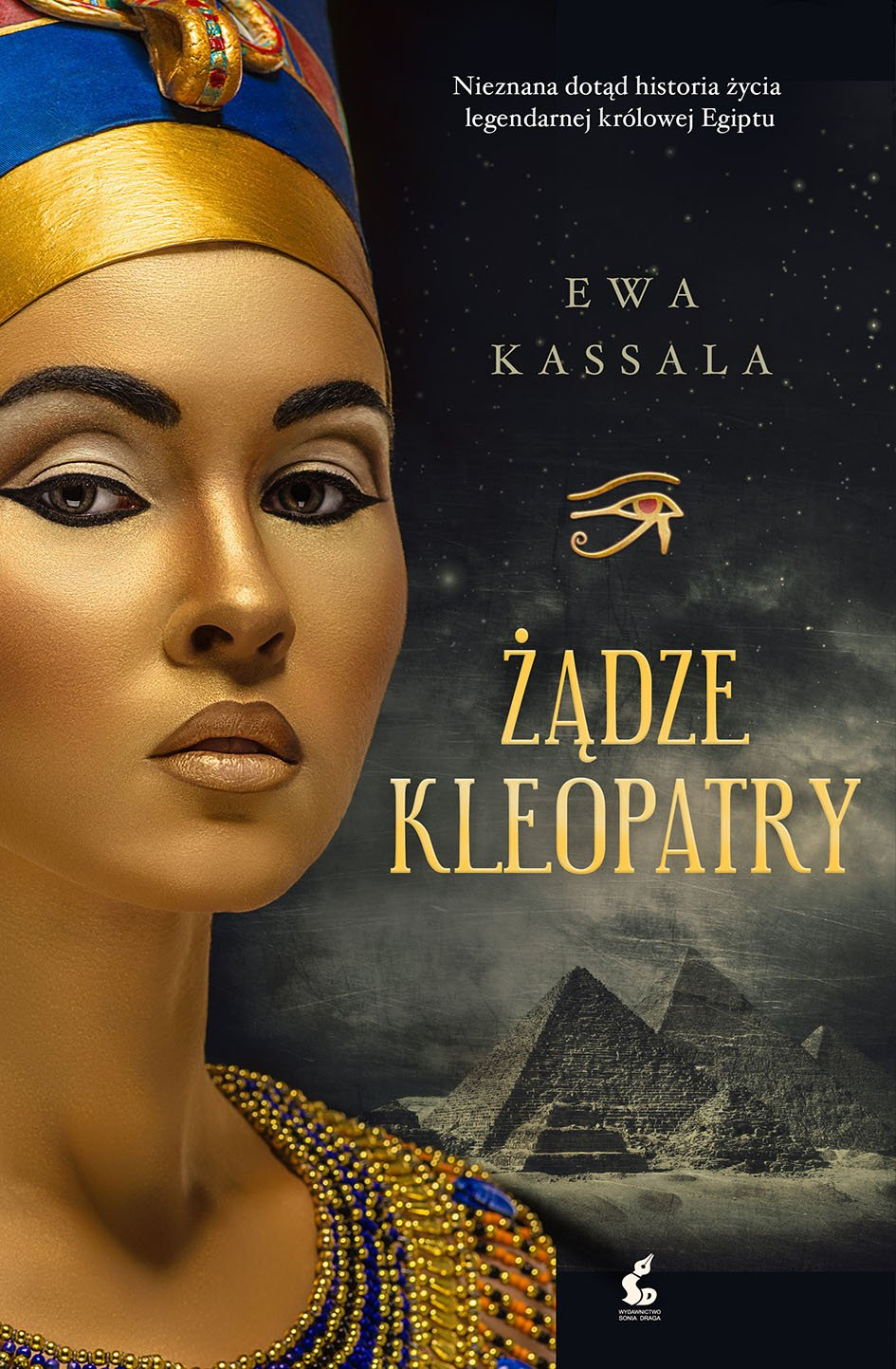 Żądze Kleopatry - Ebook (Książka EPUB) do pobrania w formacie EPUB
