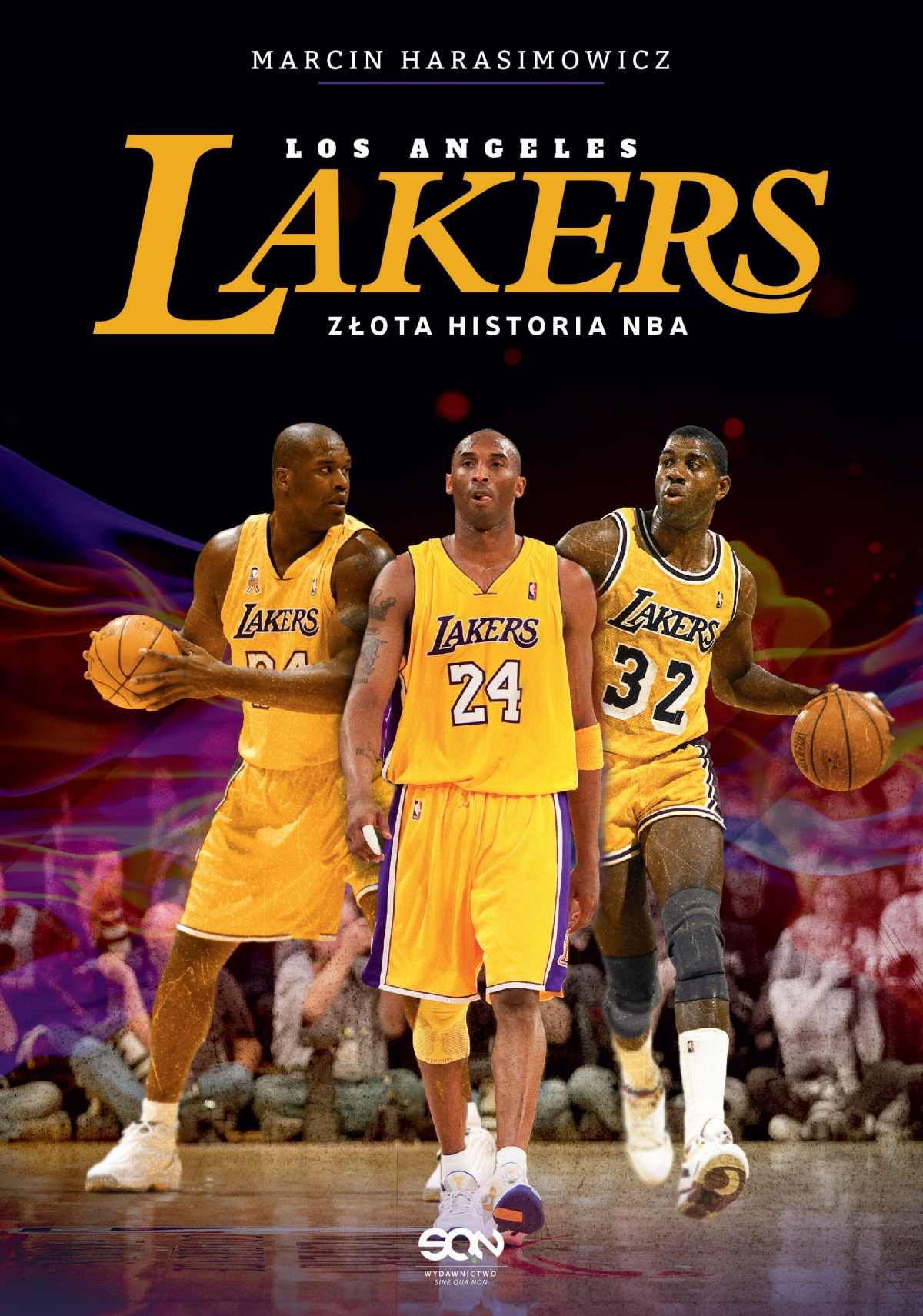 Los Angeles Lakers. Złota historia NBA - Ebook (Książka EPUB) do pobrania w formacie EPUB