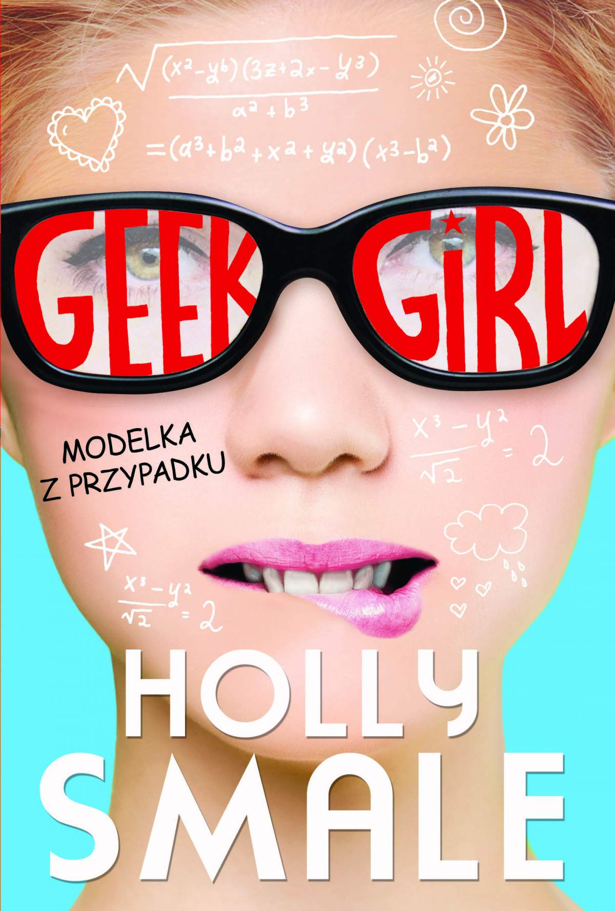 Geek girl. Modelka z przypadku - Ebook (Książka na Kindle) do pobrania w formacie MOBI