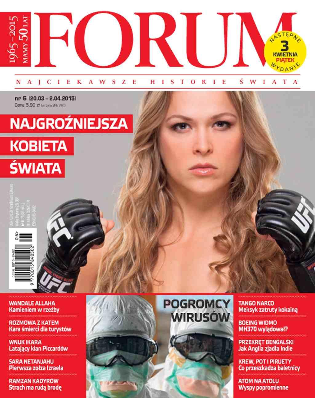 Forum nr 6/2015 - Ebook (Książka PDF) do pobrania w formacie PDF