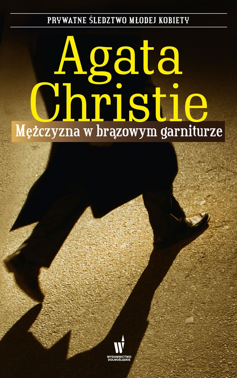 Mężczyzna w brązowym garniturze - Ebook (Książka na Kindle) do pobrania w formacie MOBI