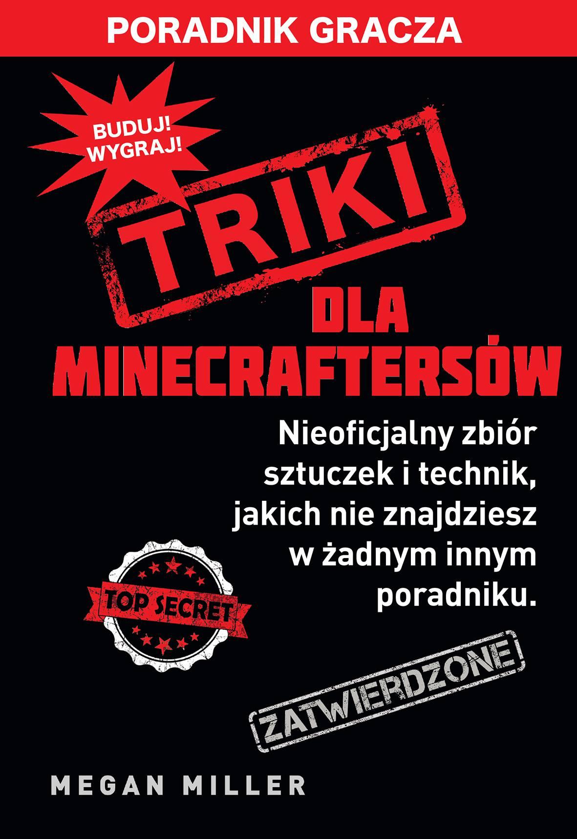 Triki dla minecraftersów - Ebook (Książka na Kindle) do pobrania w formacie MOBI