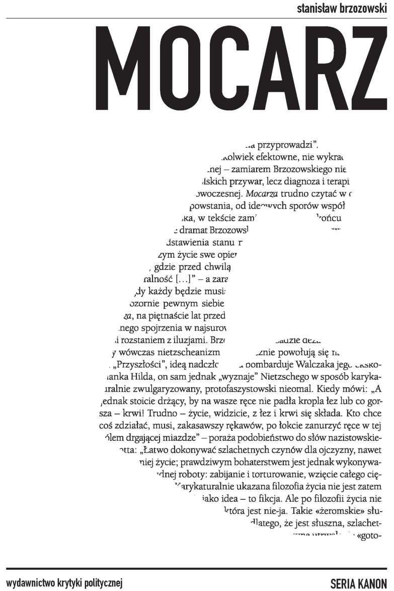 Mocarz - Ebook (Książka EPUB) do pobrania w formacie EPUB