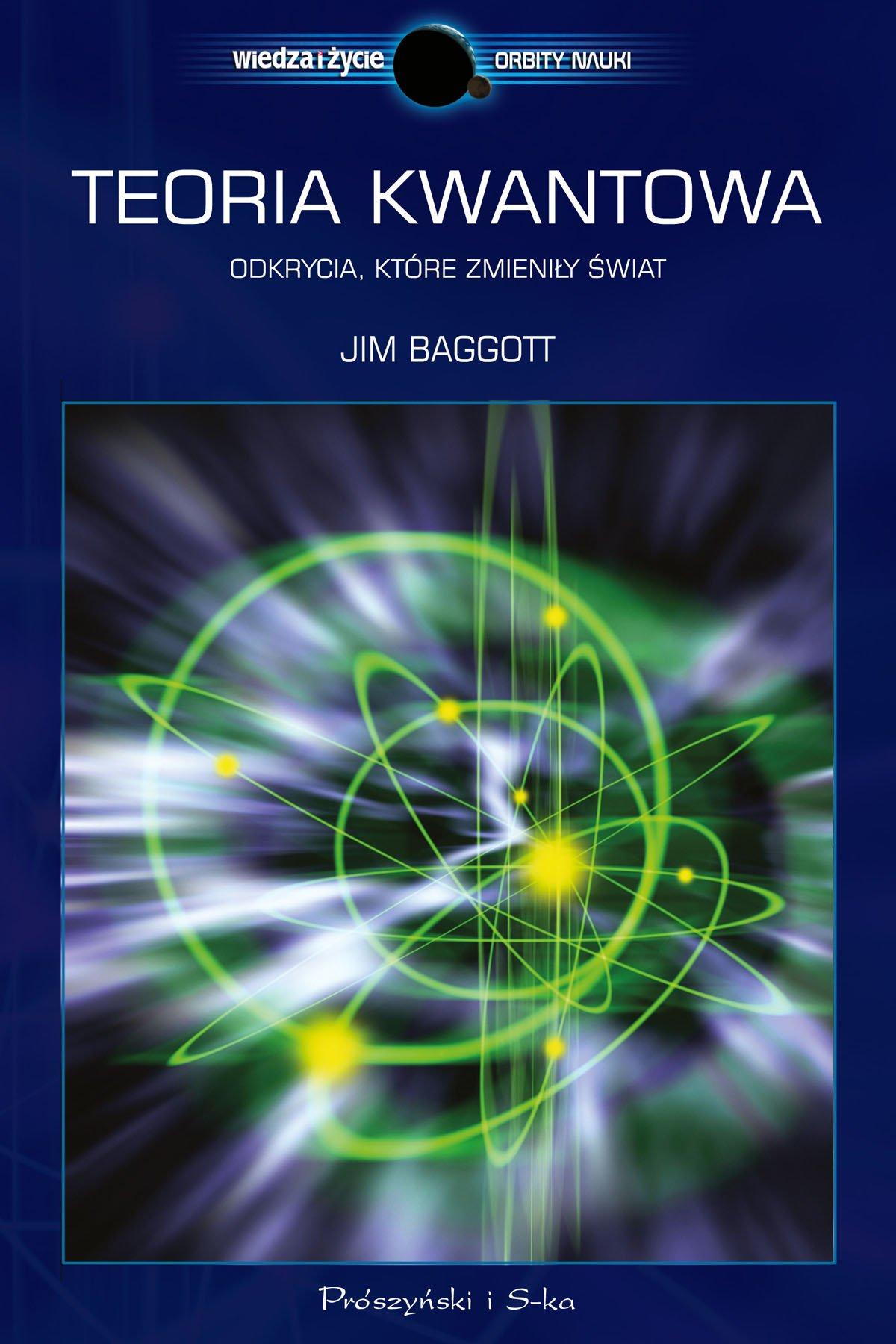 Teoria kwantowa - Ebook (Książka na Kindle) do pobrania w formacie MOBI