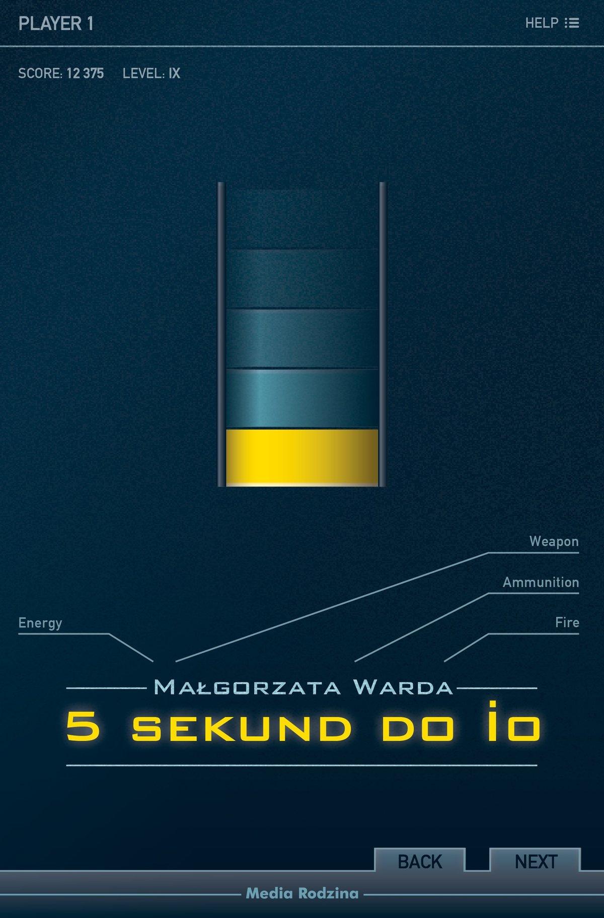 5 sekund do IO - Ebook (Książka EPUB) do pobrania w formacie EPUB