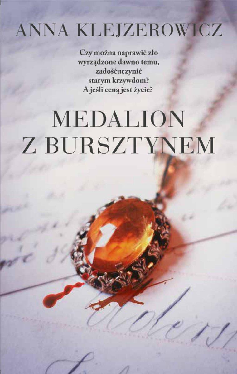 Medalion z bursztynem - Ebook (Książka EPUB) do pobrania w formacie EPUB
