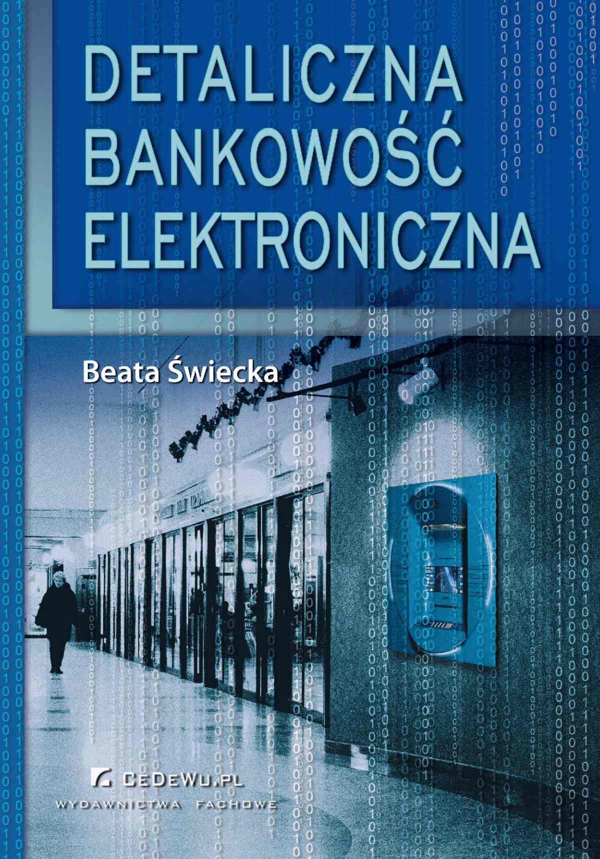Detaliczna bankowość elektroniczna - Ebook (Książka PDF) do pobrania w formacie PDF