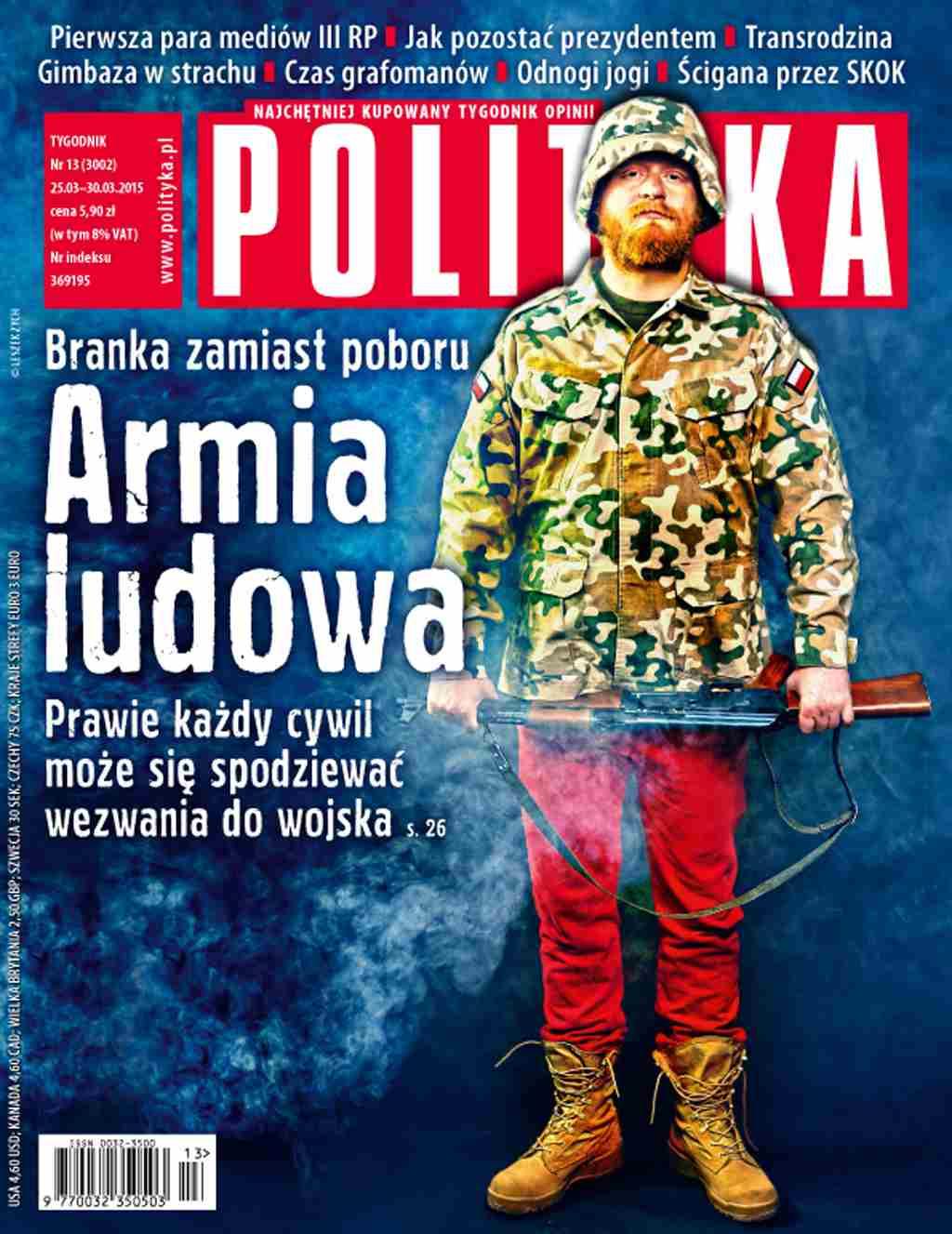 Polityka nr 13/2015 - Ebook (Książka PDF) do pobrania w formacie PDF