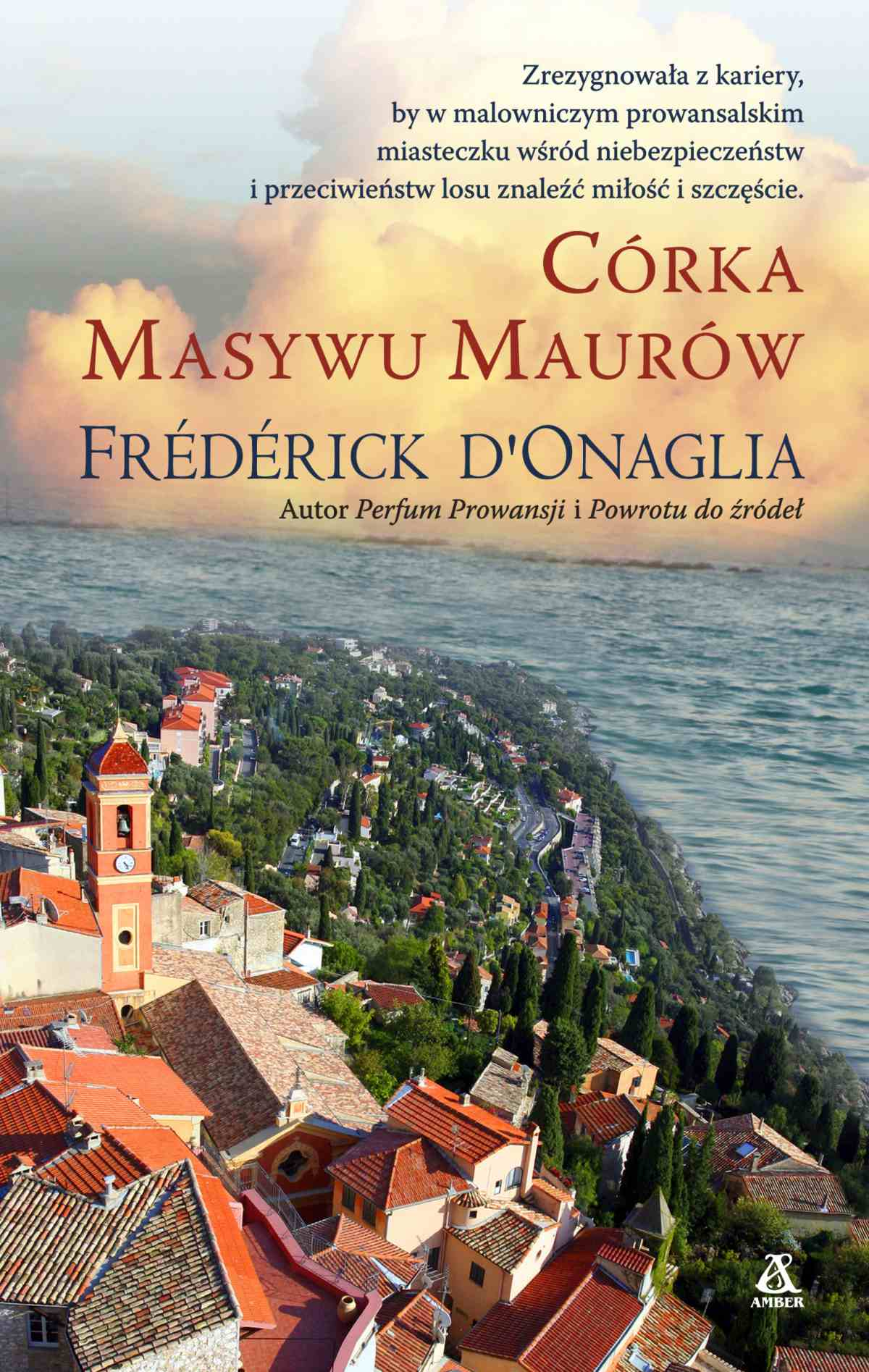 Córka Masywu Maurów - Ebook (Książka EPUB) do pobrania w formacie EPUB
