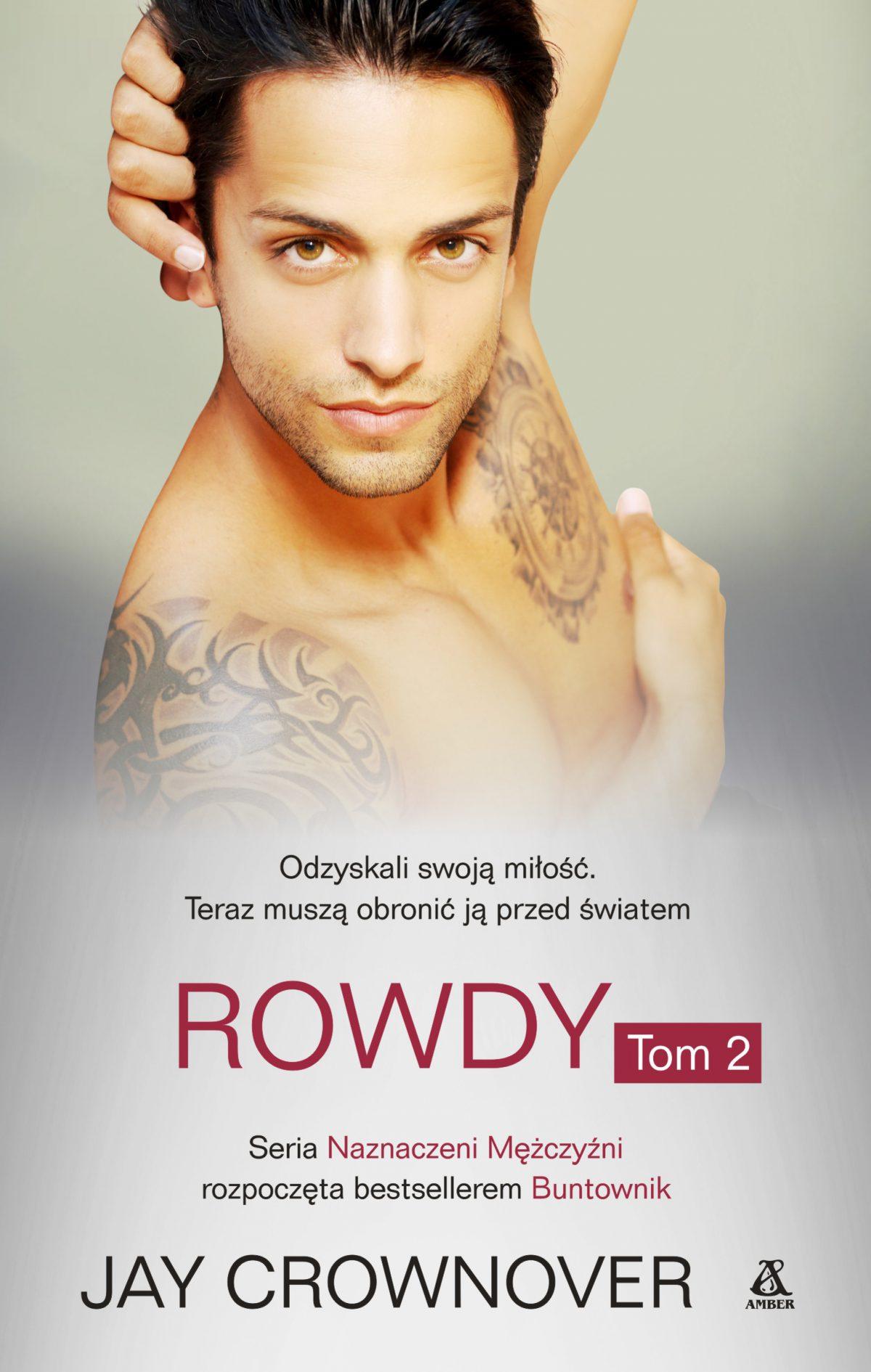 Rowdy. Tom 2 - Ebook (Książka EPUB) do pobrania w formacie EPUB