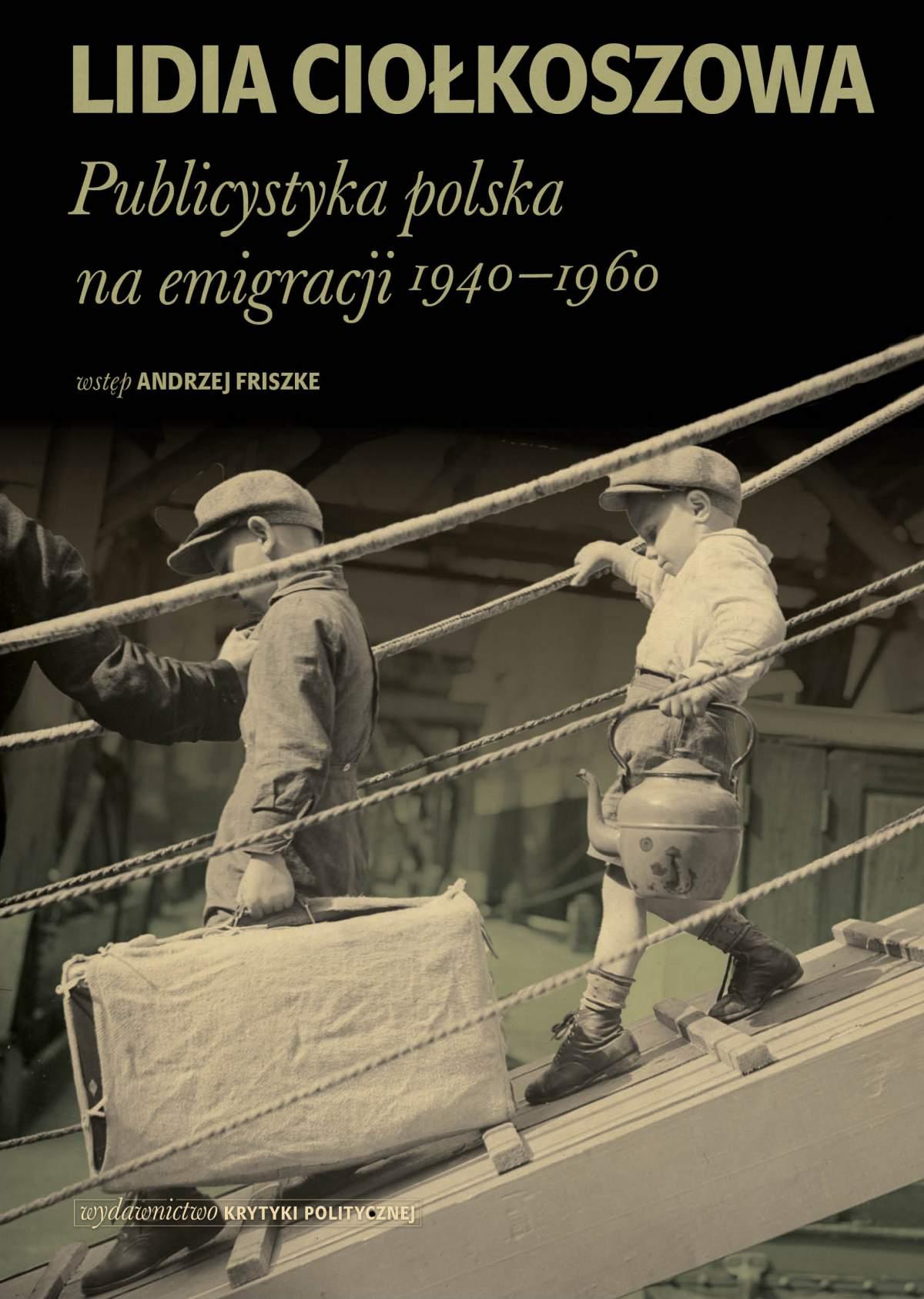 Publicystyka polska na emigracji 1940-1960 - Ebook (Książka EPUB) do pobrania w formacie EPUB