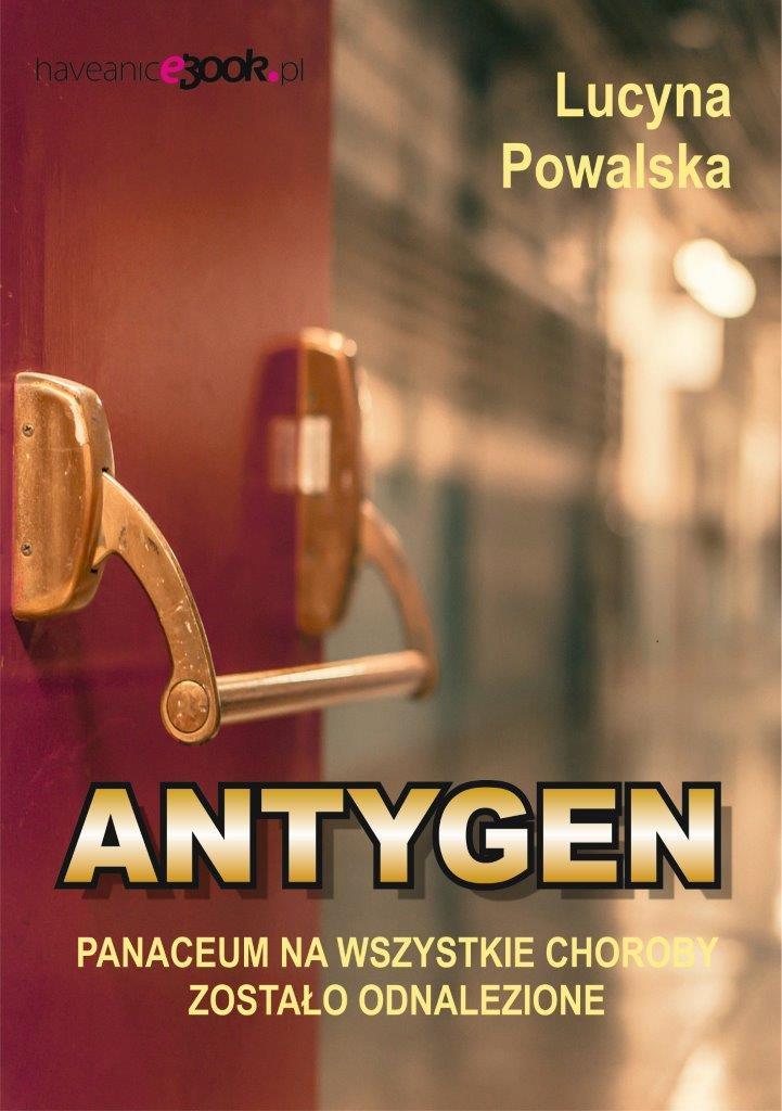 Antygen - Ebook (Książka EPUB) do pobrania w formacie EPUB