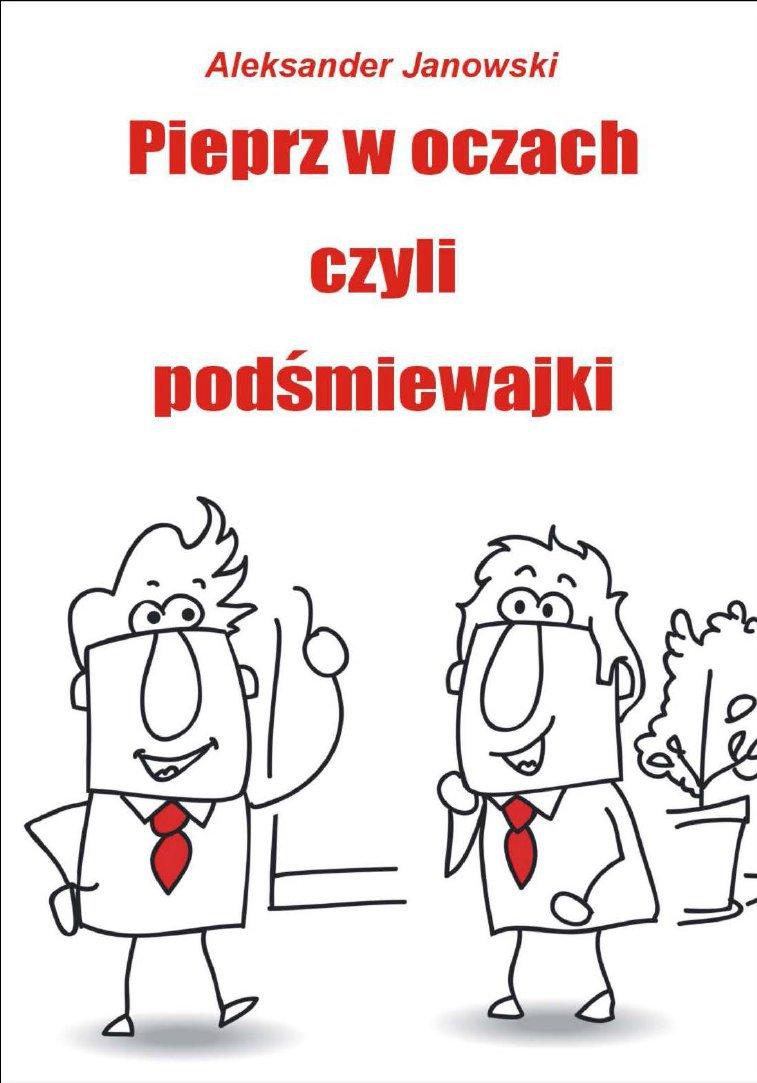 Pieprz w oczach, czyli podśmiewajki - Ebook (Książka EPUB) do pobrania w formacie EPUB