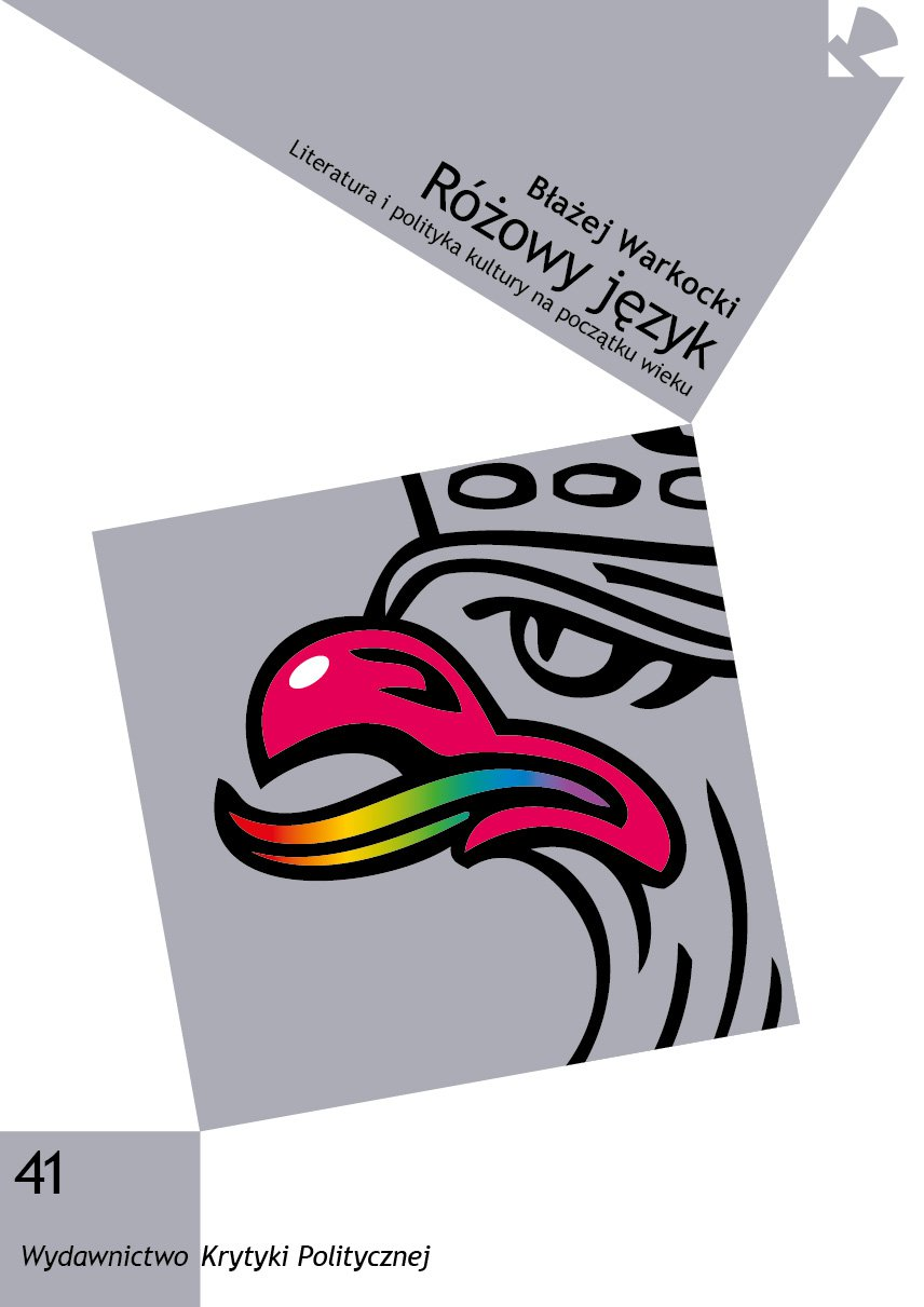 Różowy język - Ebook (Książka EPUB) do pobrania w formacie EPUB