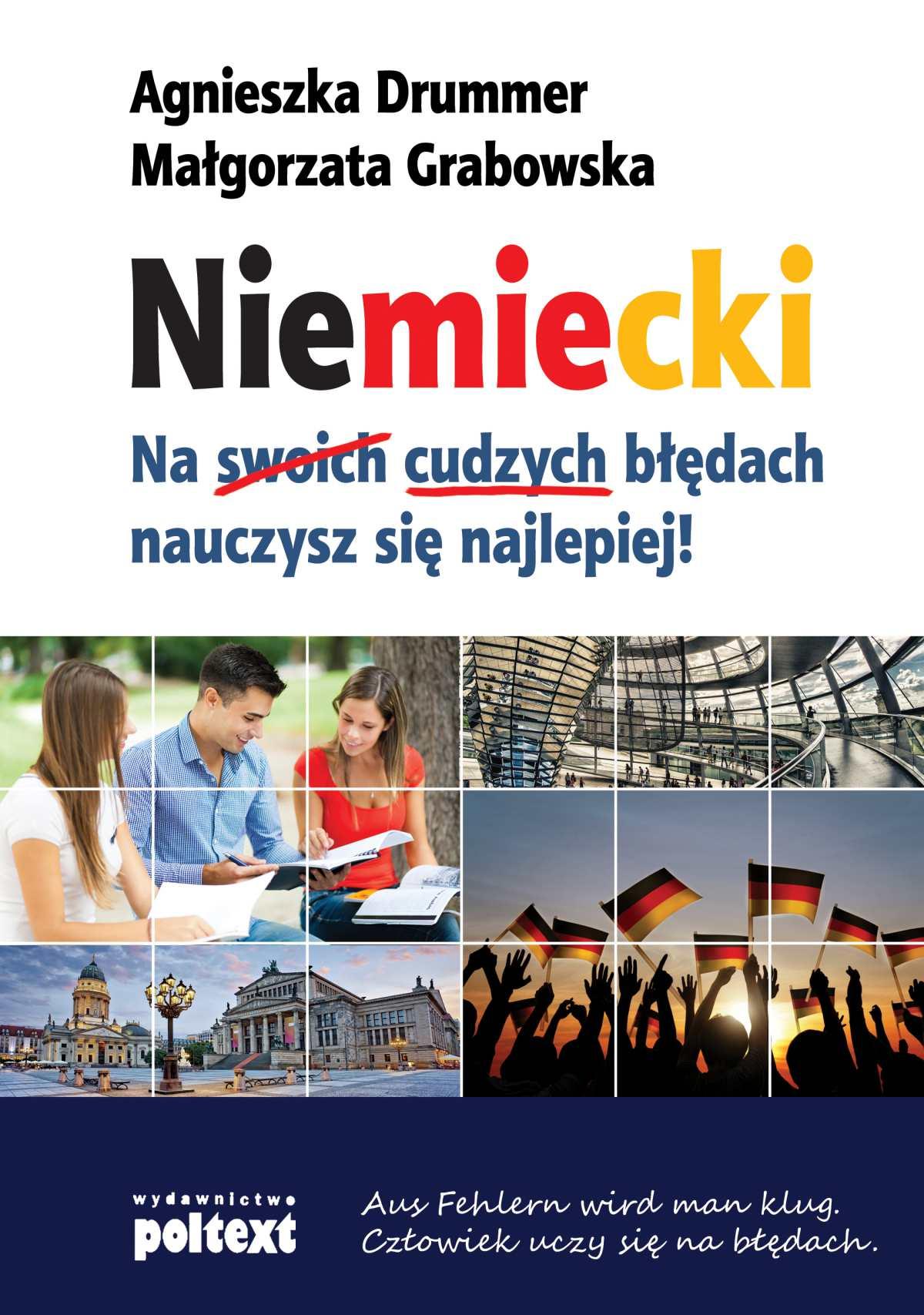 Niemiecki. Na cudzych błędach nauczysz się najlepiej - Ebook (Książka PDF) do pobrania w formacie PDF