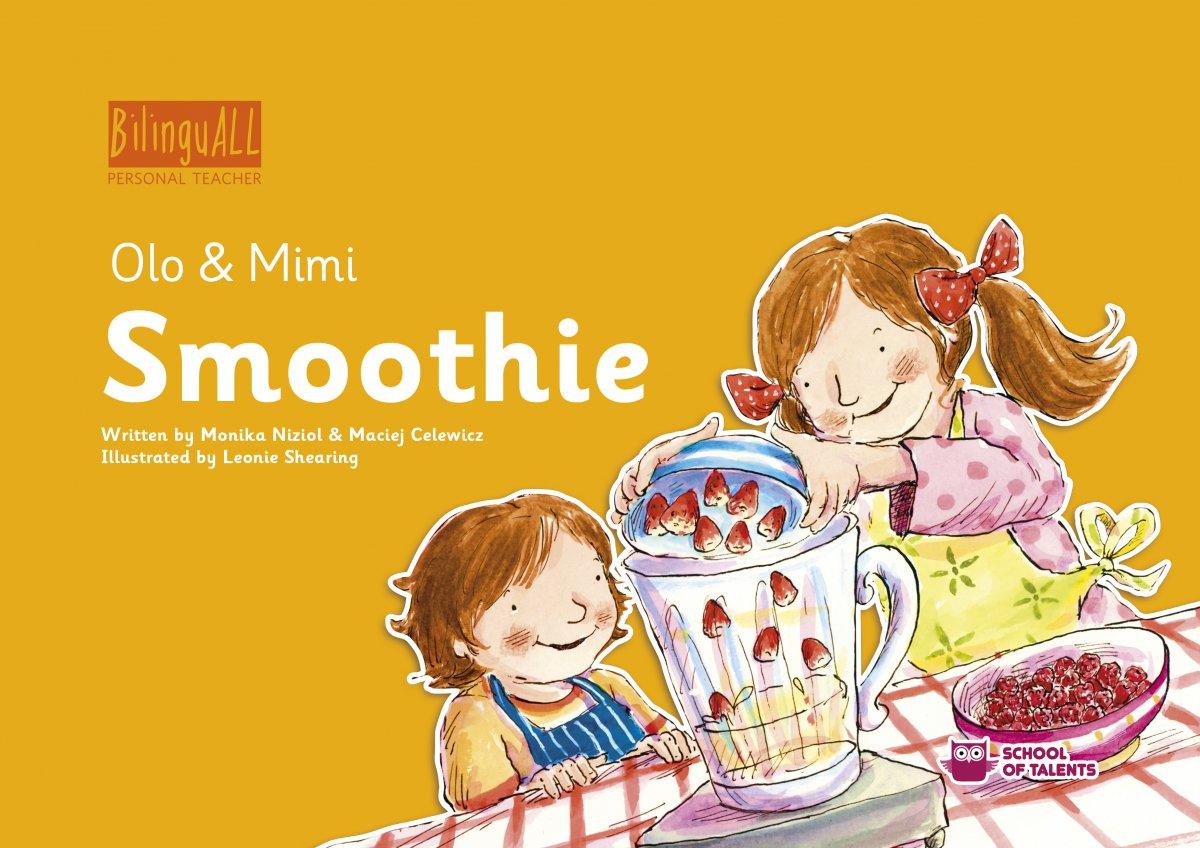 Smoothie. Nauka angielskiego dla dzieci 2-7 lat - Audiobook (Książka audio MP3) do pobrania w całości w archiwum ZIP