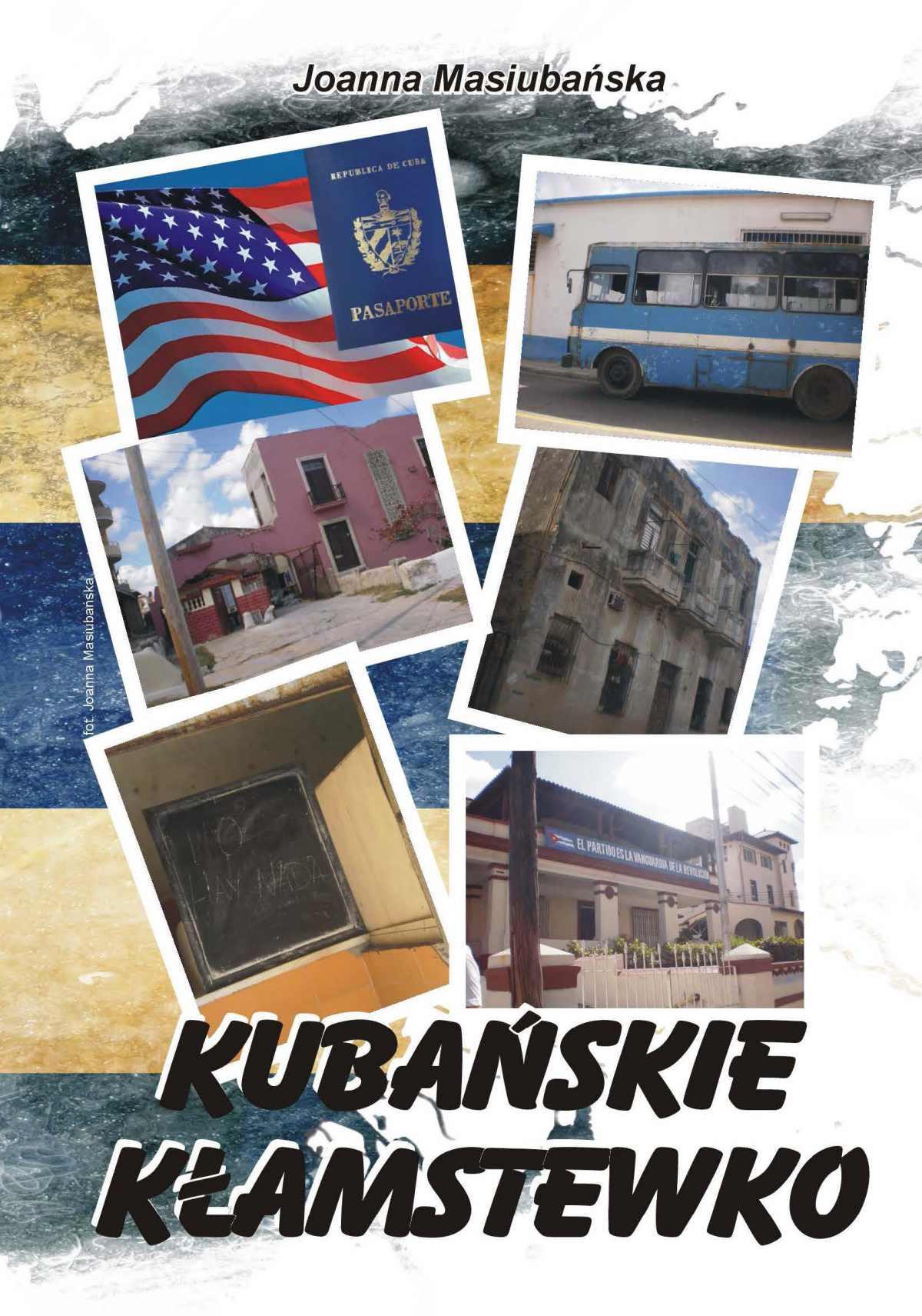 Kubańskie kłamstewko - Ebook (Książka EPUB) do pobrania w formacie EPUB