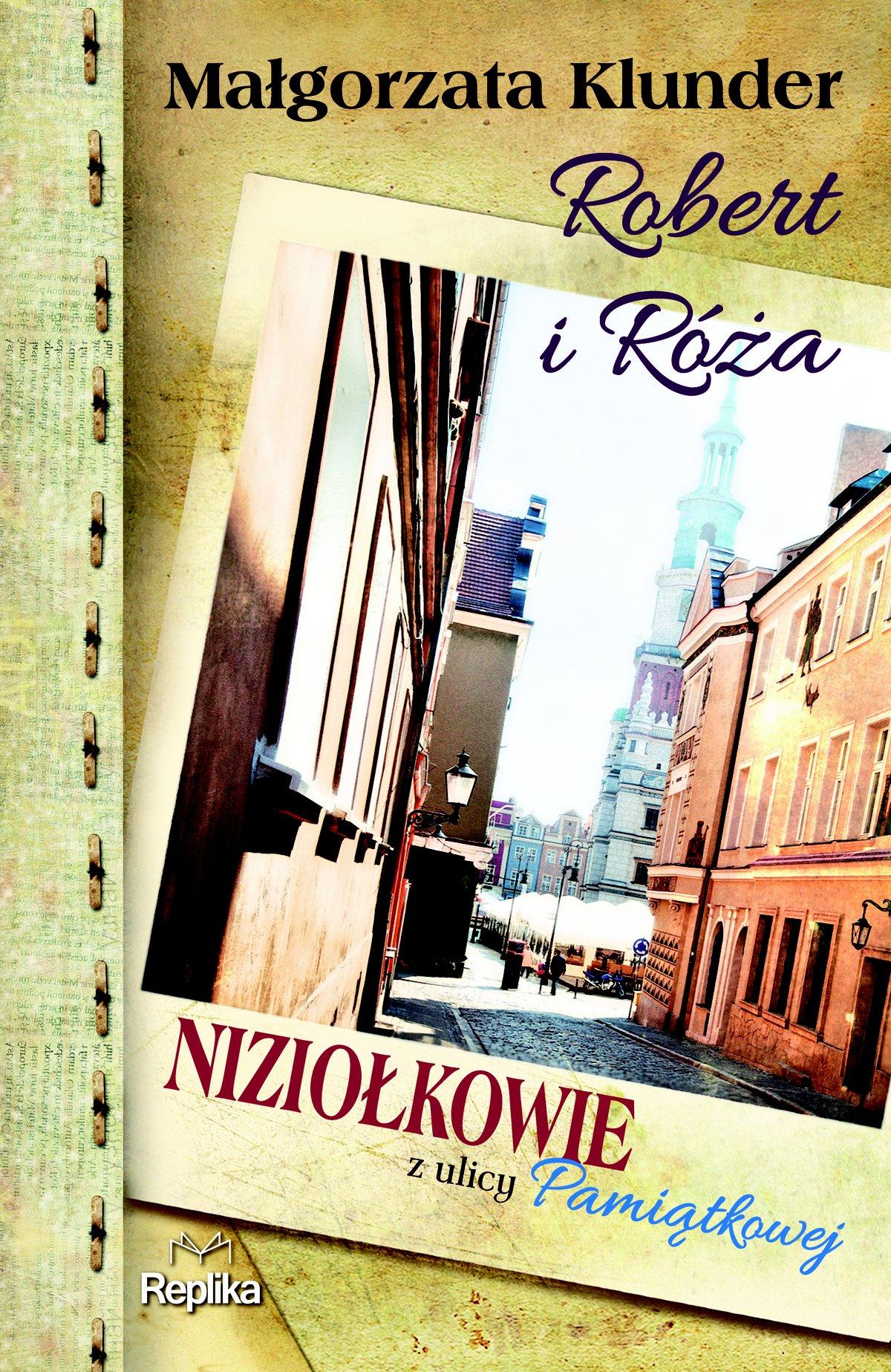Robert i Róża - Ebook (Książka EPUB) do pobrania w formacie EPUB