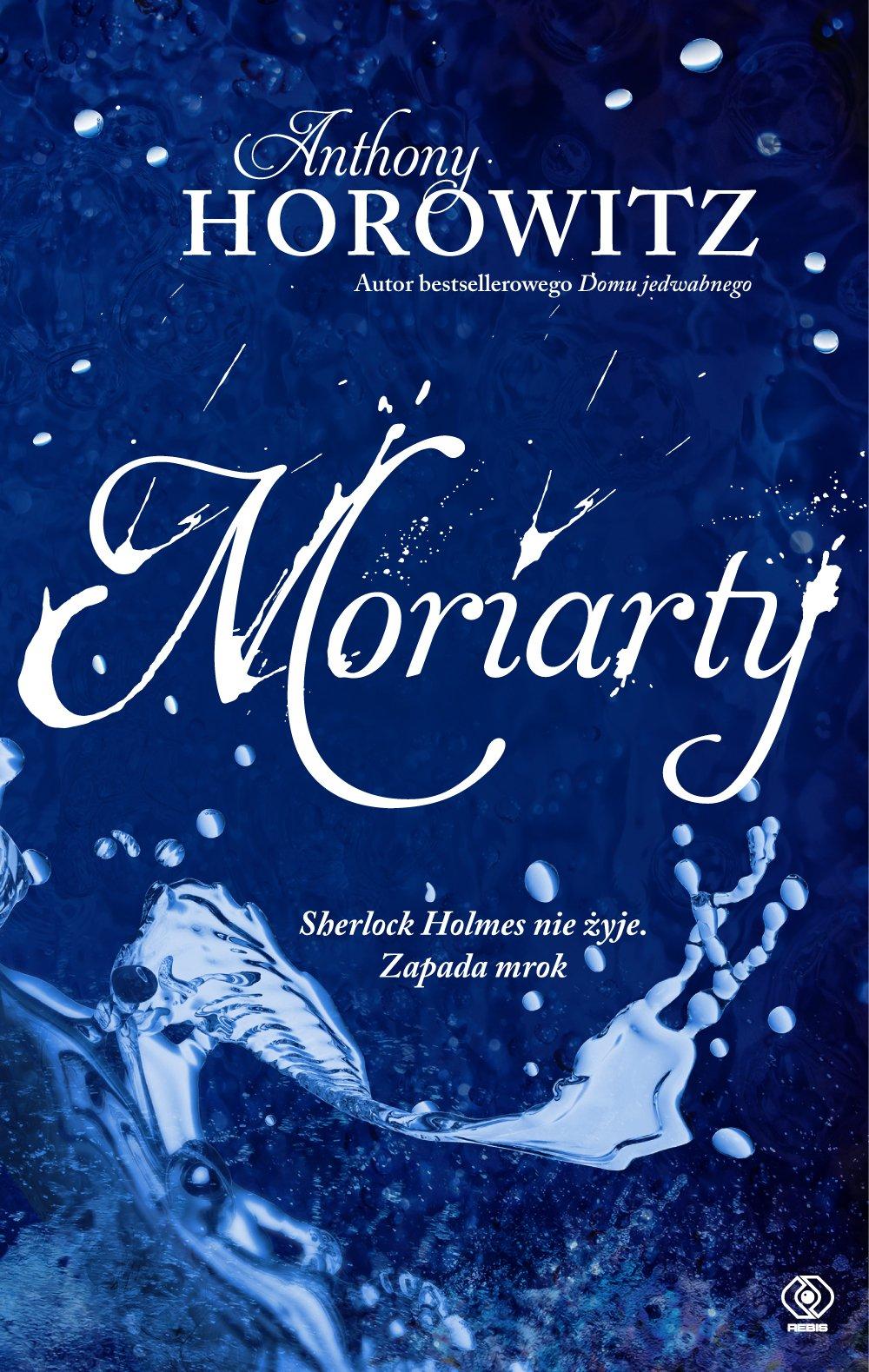 Moriarty - Ebook (Książka EPUB) do pobrania w formacie EPUB