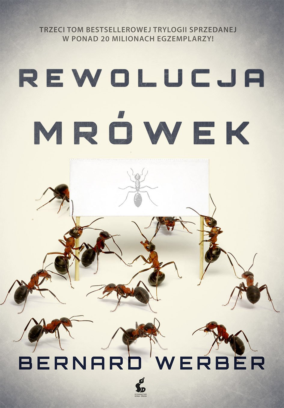 Rewolucja mrówek - Ebook (Książka EPUB) do pobrania w formacie EPUB