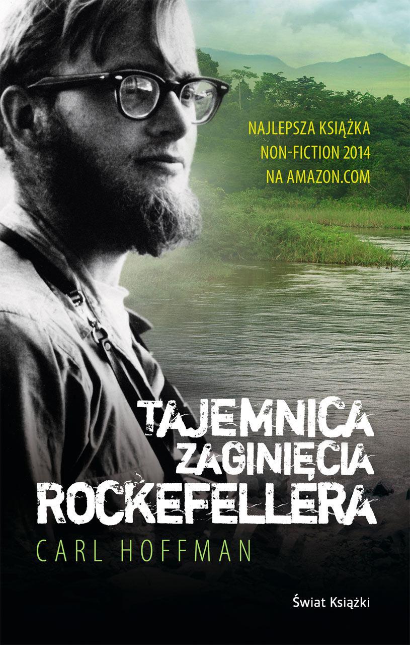 Tajemnica zaginięcia Rockefellera - Ebook (Książka EPUB) do pobrania w formacie EPUB