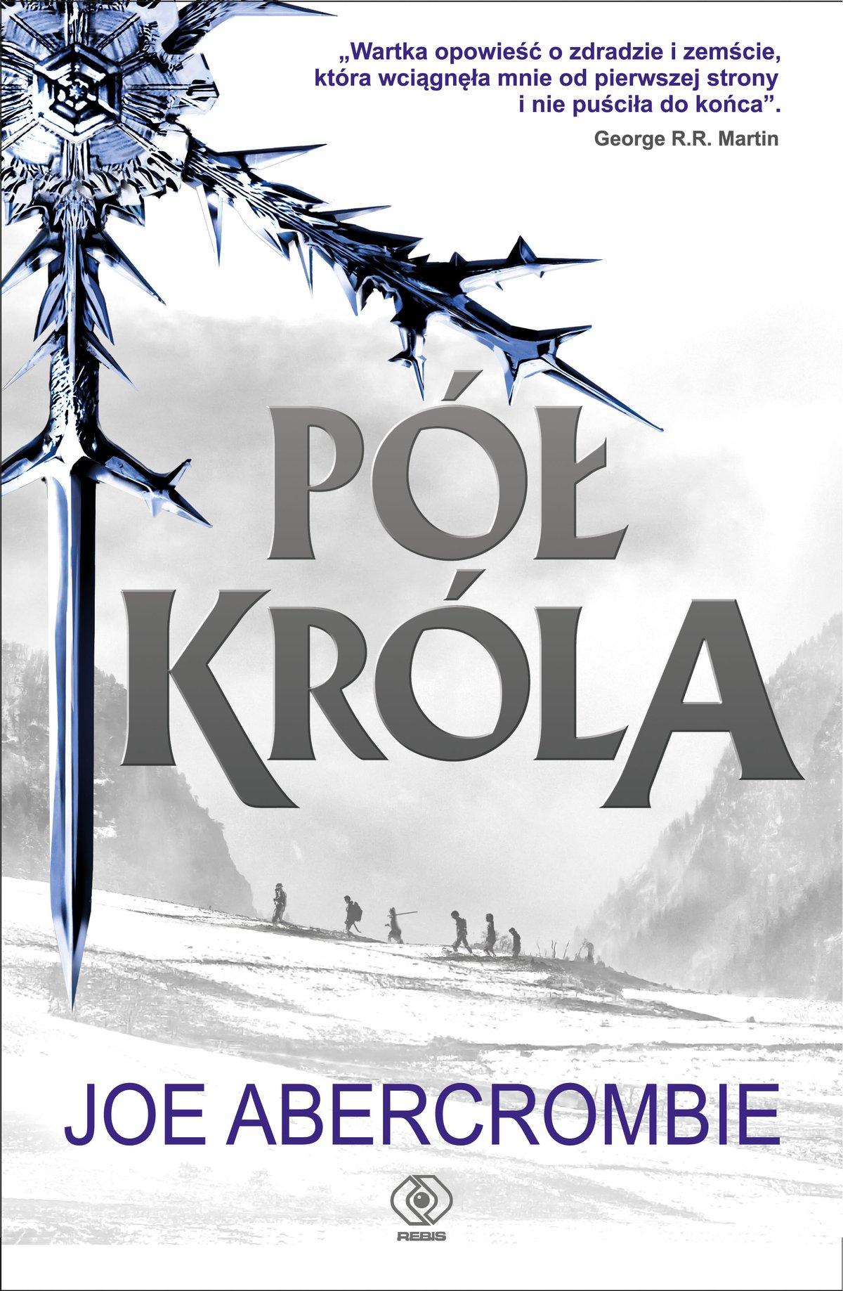 Pół króla - Ebook (Książka EPUB) do pobrania w formacie EPUB