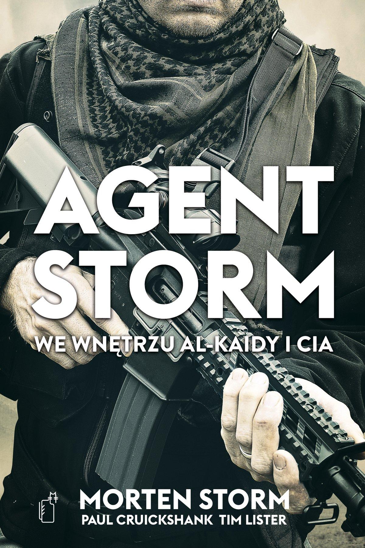 Agent Storm - Ebook (Książka EPUB) do pobrania w formacie EPUB