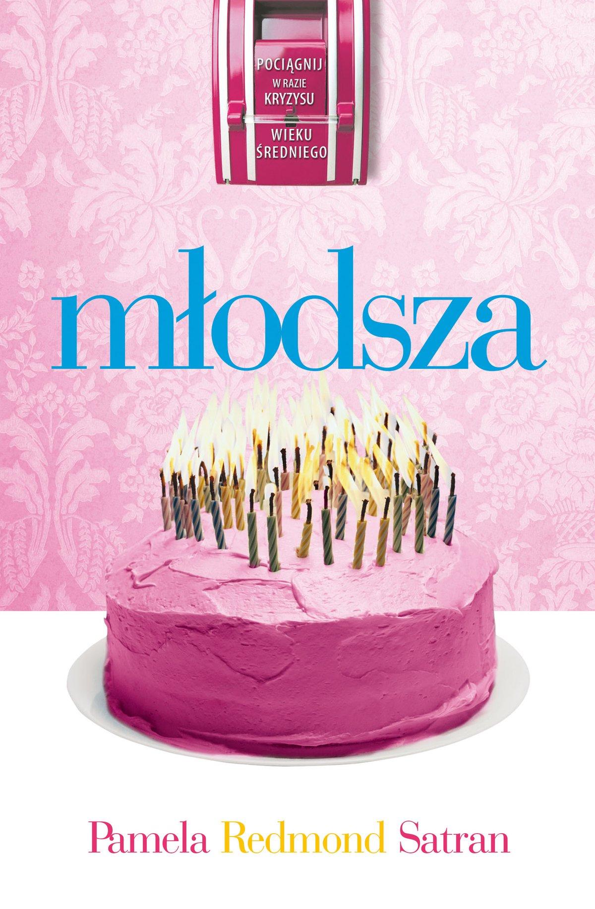Młodsza - Ebook (Książka na Kindle) do pobrania w formacie MOBI