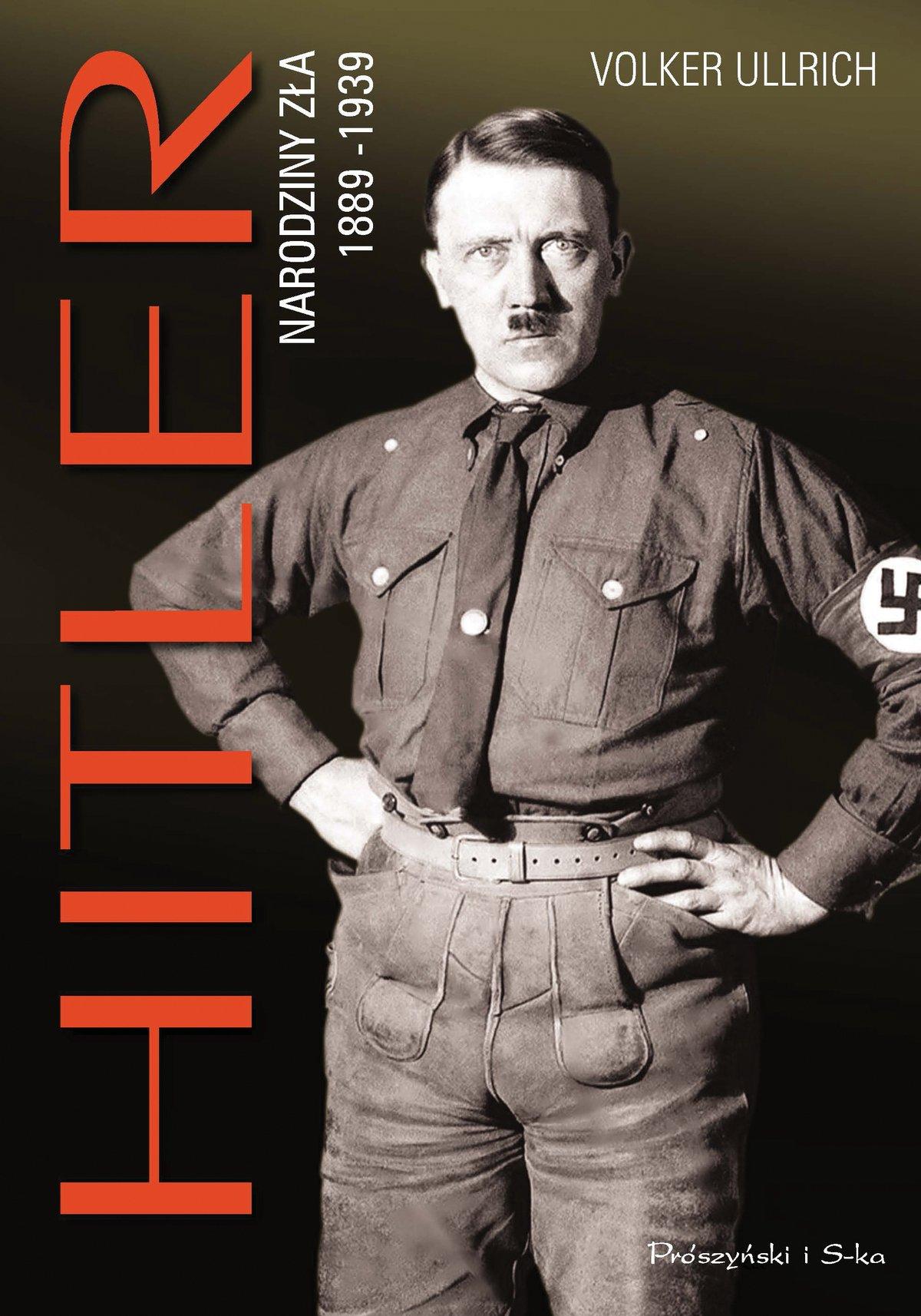 Hitler - Ebook (Książka EPUB) do pobrania w formacie EPUB