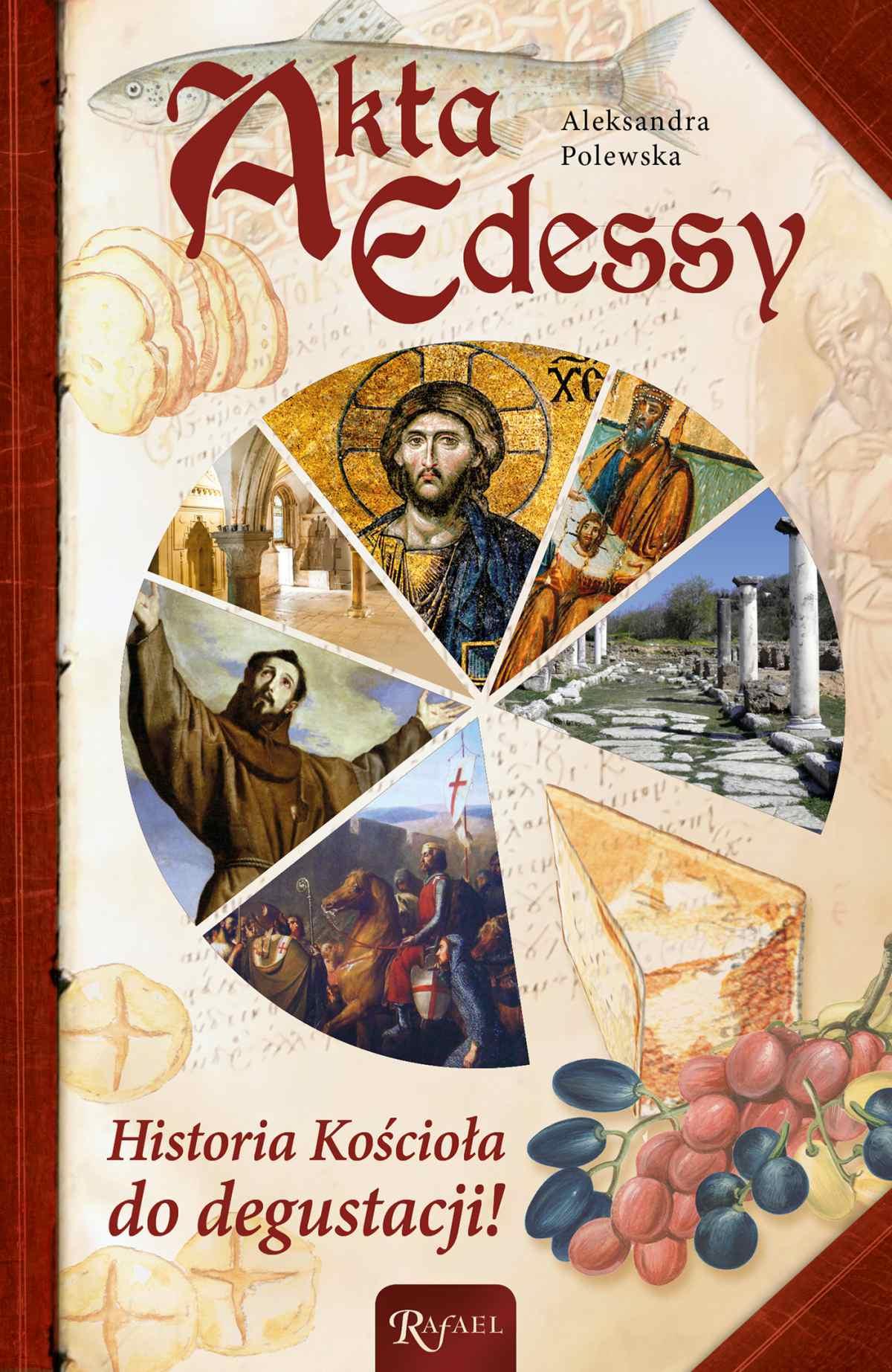 Akta Edessy. Historia Kościoła do degustacji! - Ebook (Książka na Kindle) do pobrania w formacie MOBI