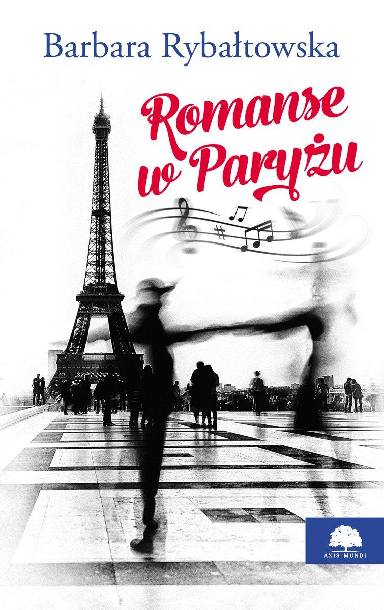 Romanse w Paryżu - Ebook (Książka EPUB) do pobrania w formacie EPUB