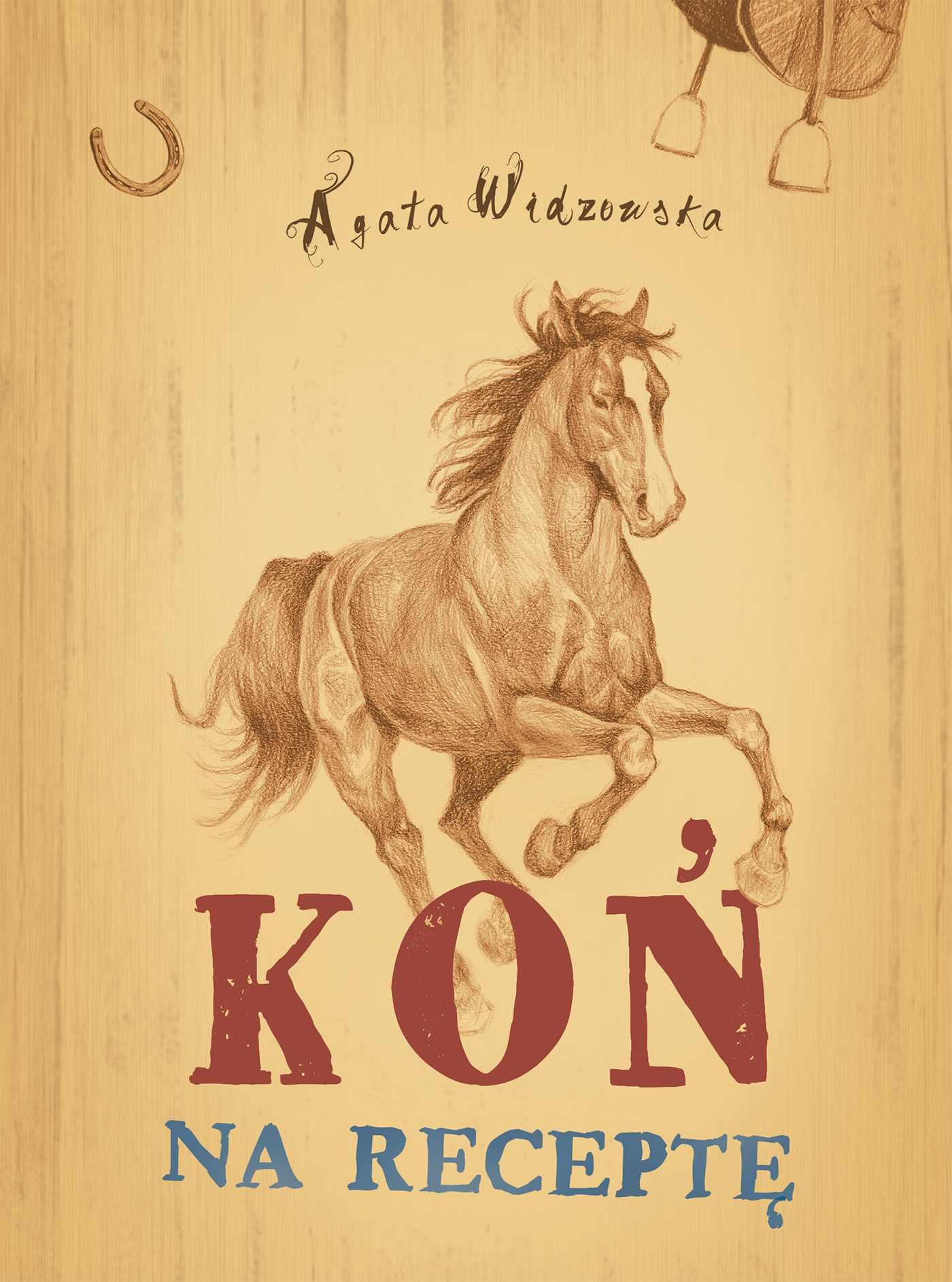 Koń na receptę - Ebook (Książka na Kindle) do pobrania w formacie MOBI